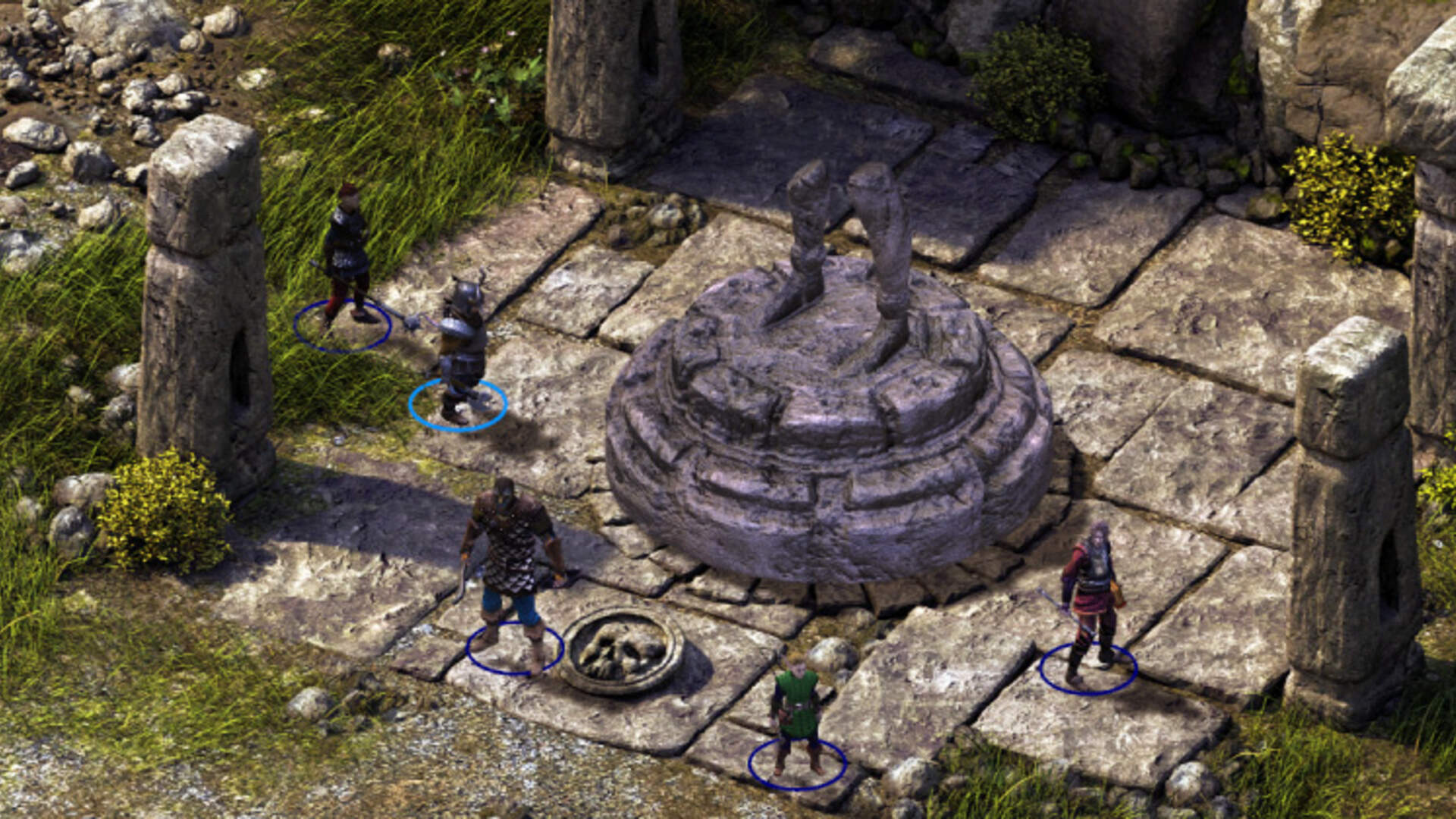 Pillars of Eternity Side Quest Guide - Act I: Gilded Vale, Raedric's Hold and Magran's Fork