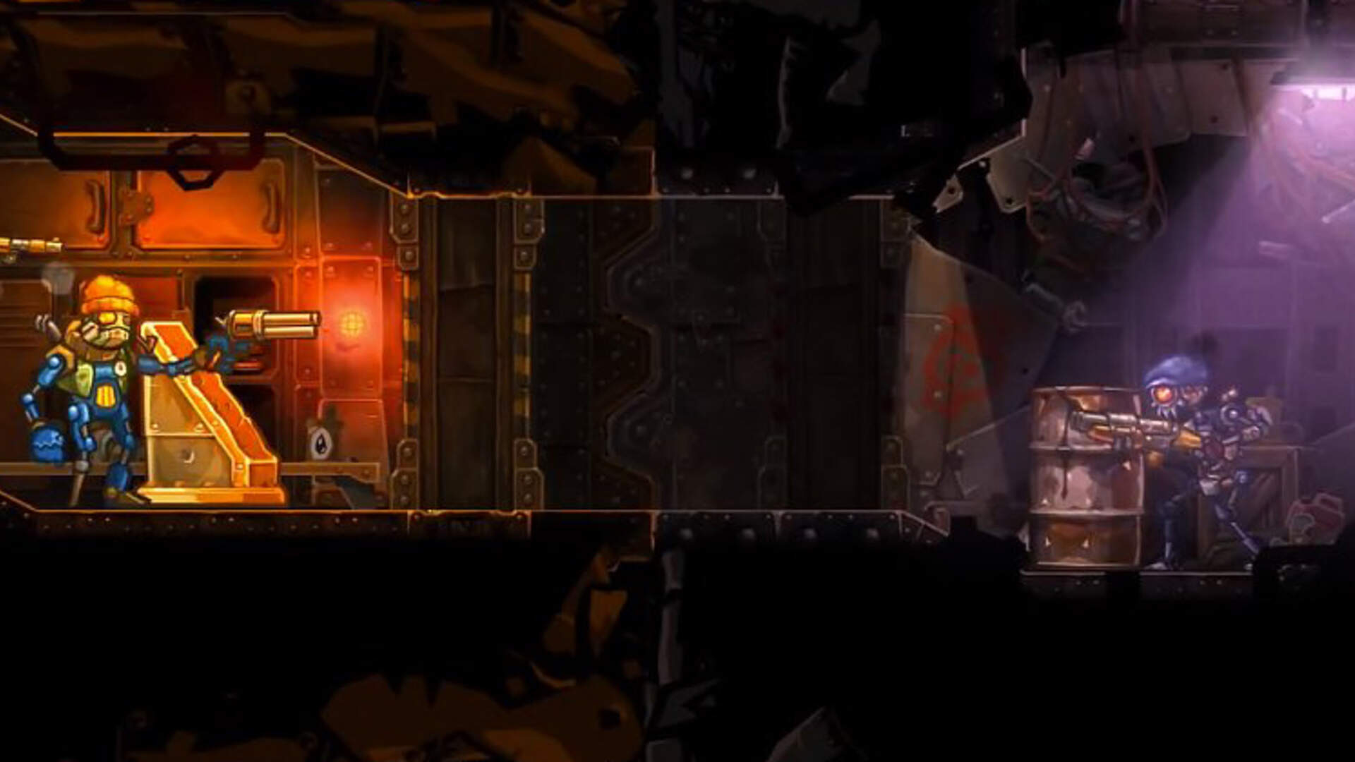Reminder: Steamworld Heist is Looking Like a Sneaky Good Addition to the Nintendo 3DS's Fall Lineup