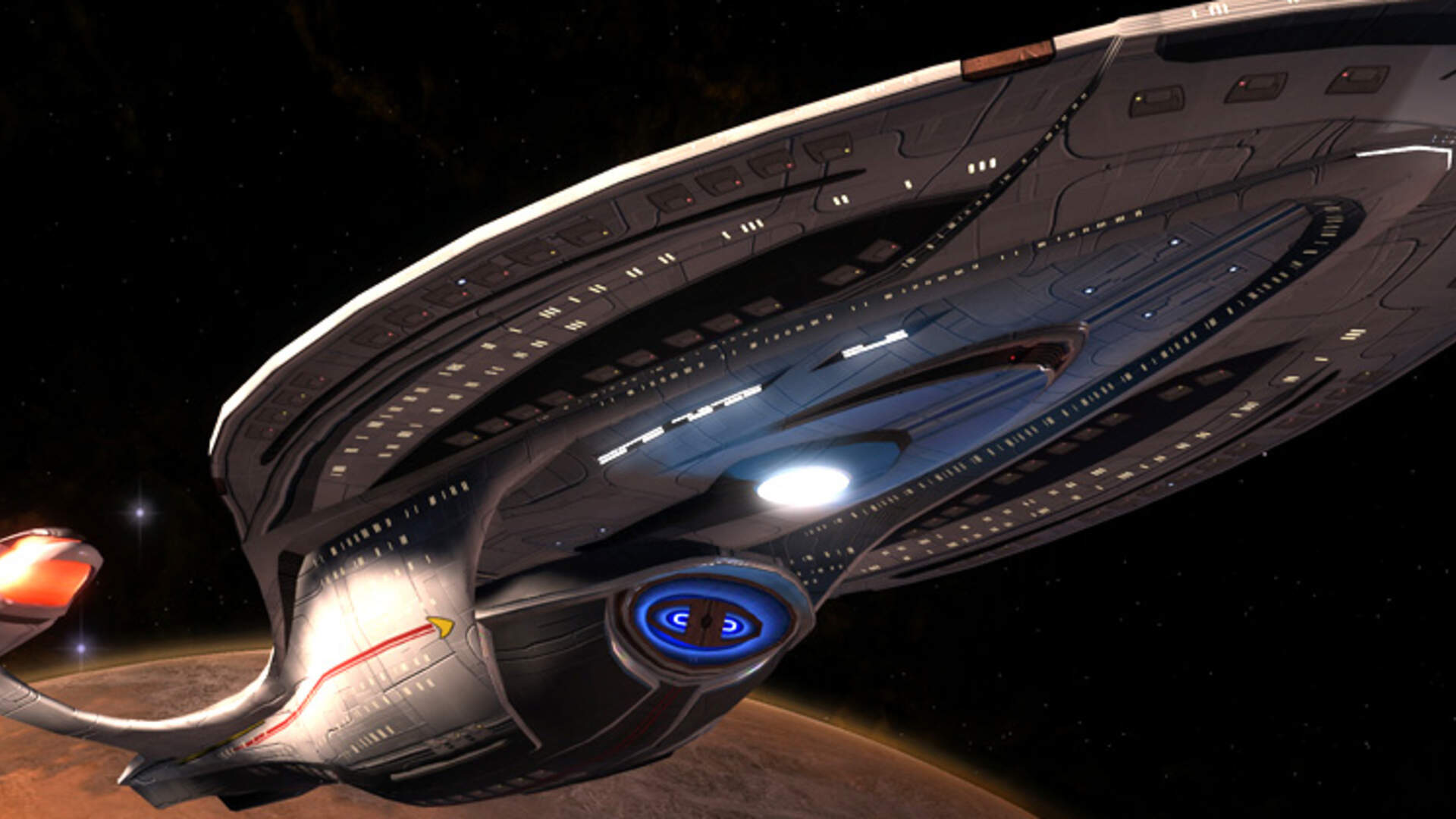 Tuesday Stream: Exploring Strange New Worlds and Blowing Them up in Star Trek Online