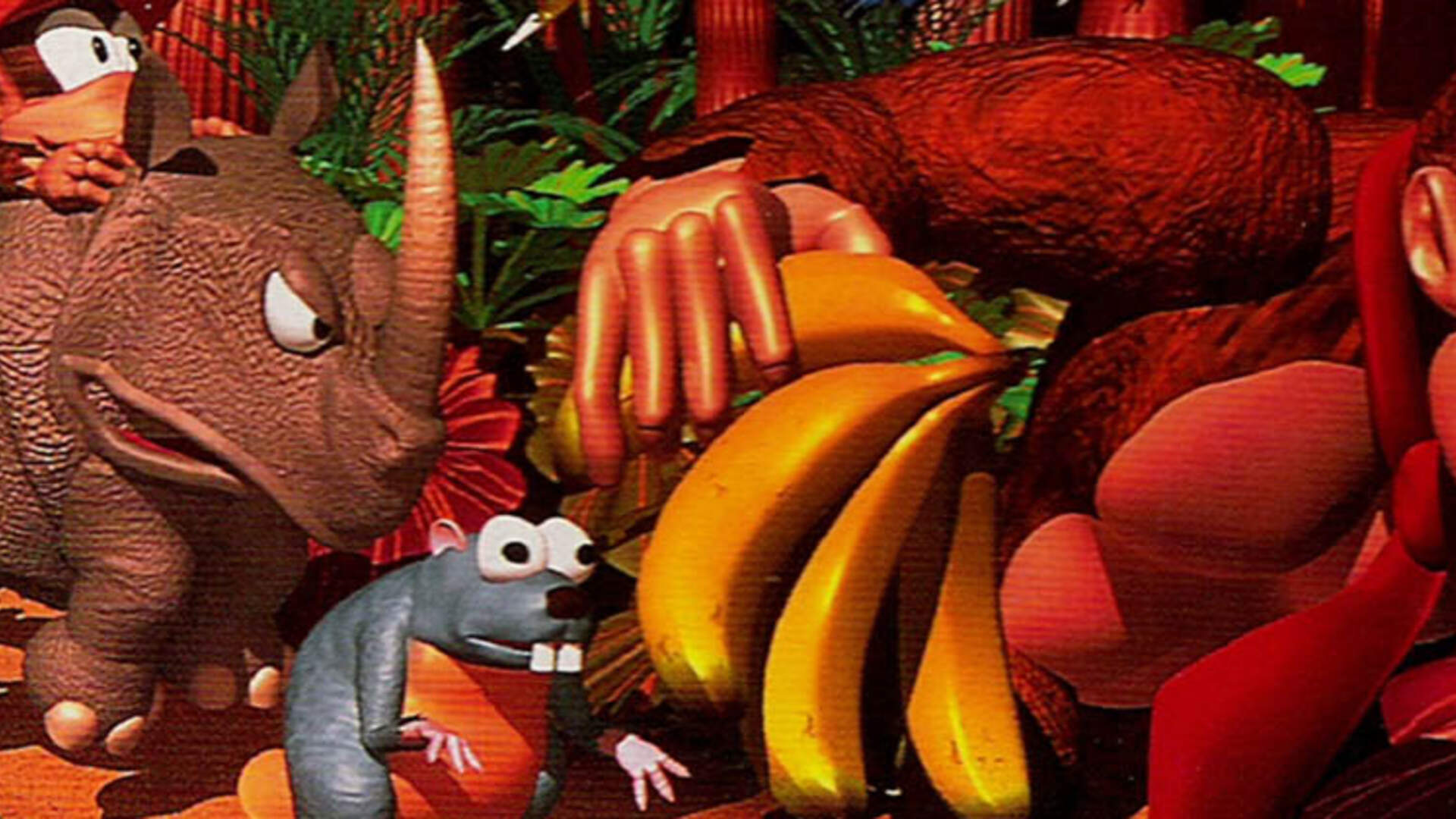 USstreamer: Get Funky and Retro With Donkey Kong Country [Update: With Archived Video]