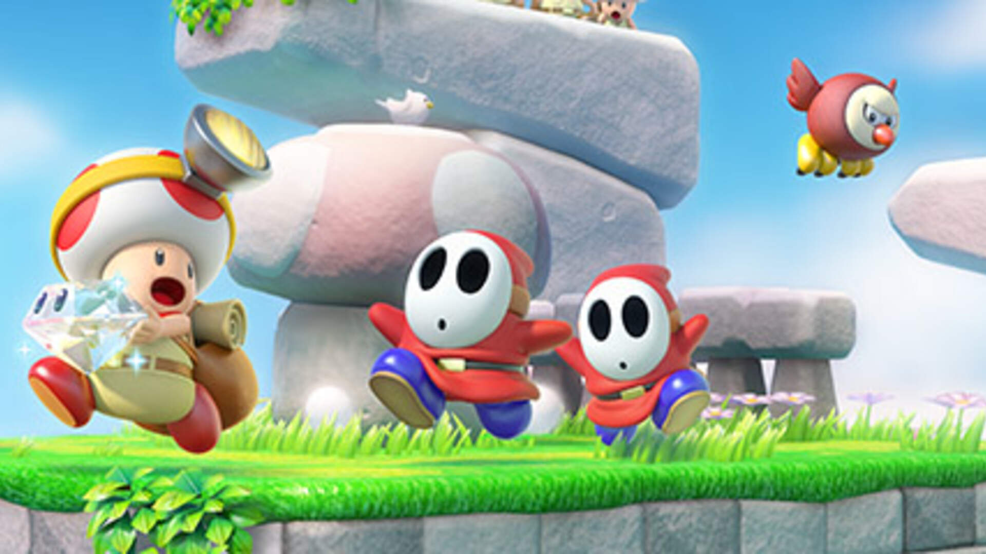 Captain Toad: Treasure Tracker Demo Out Now for Switch and 3DS