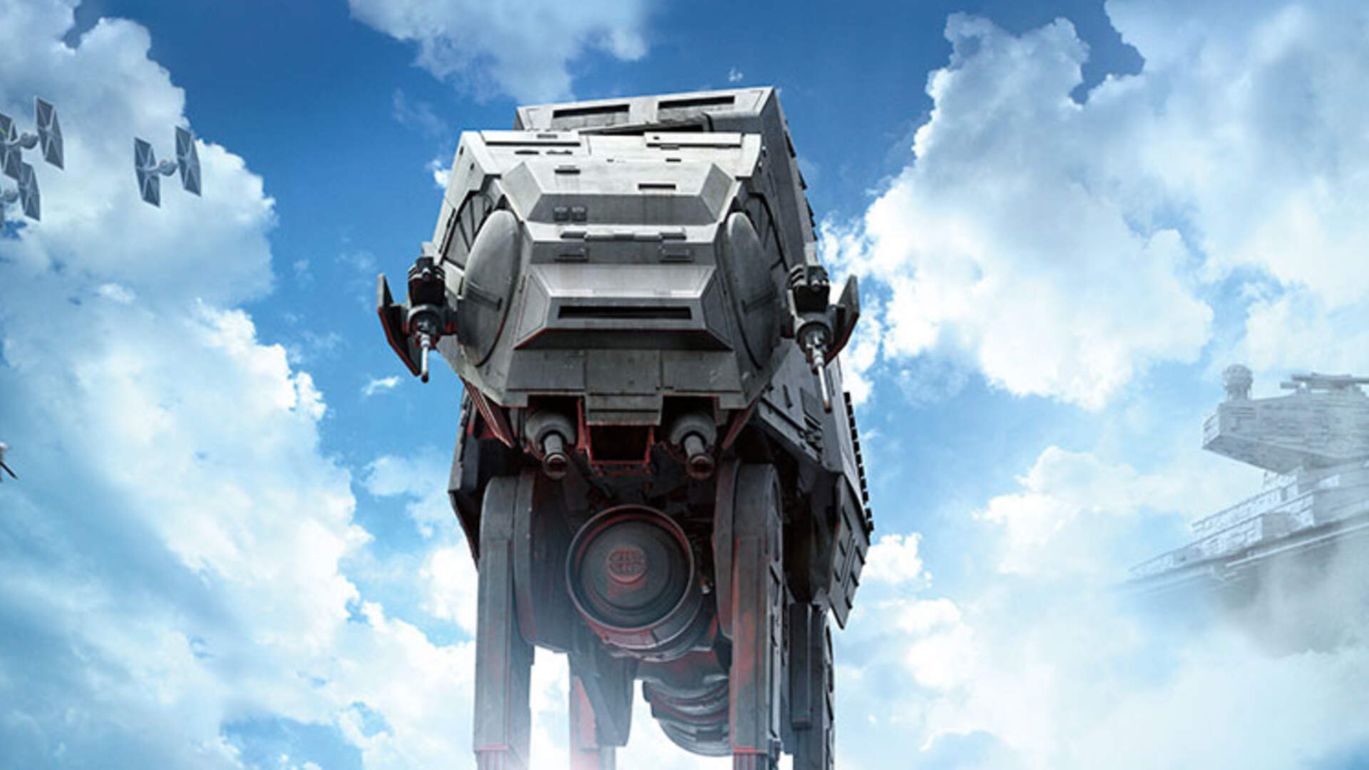 Star Wars Battlefront Vehicle Guide - AT-AT, X-Wing, TIE Fighter