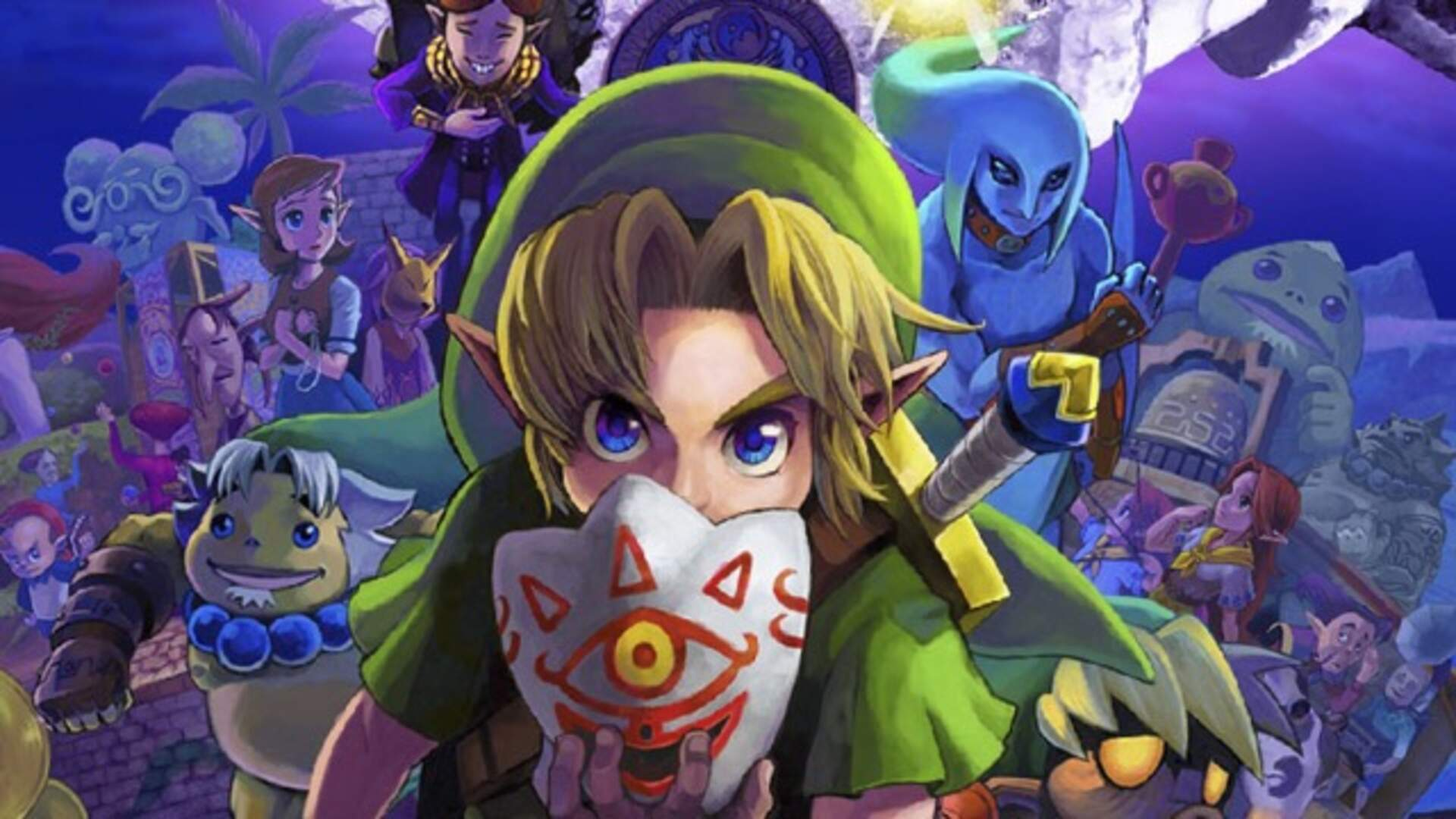 The Legend of Zelda TV Series Reportedly in the Works From Castlevania Netflix Showrunner