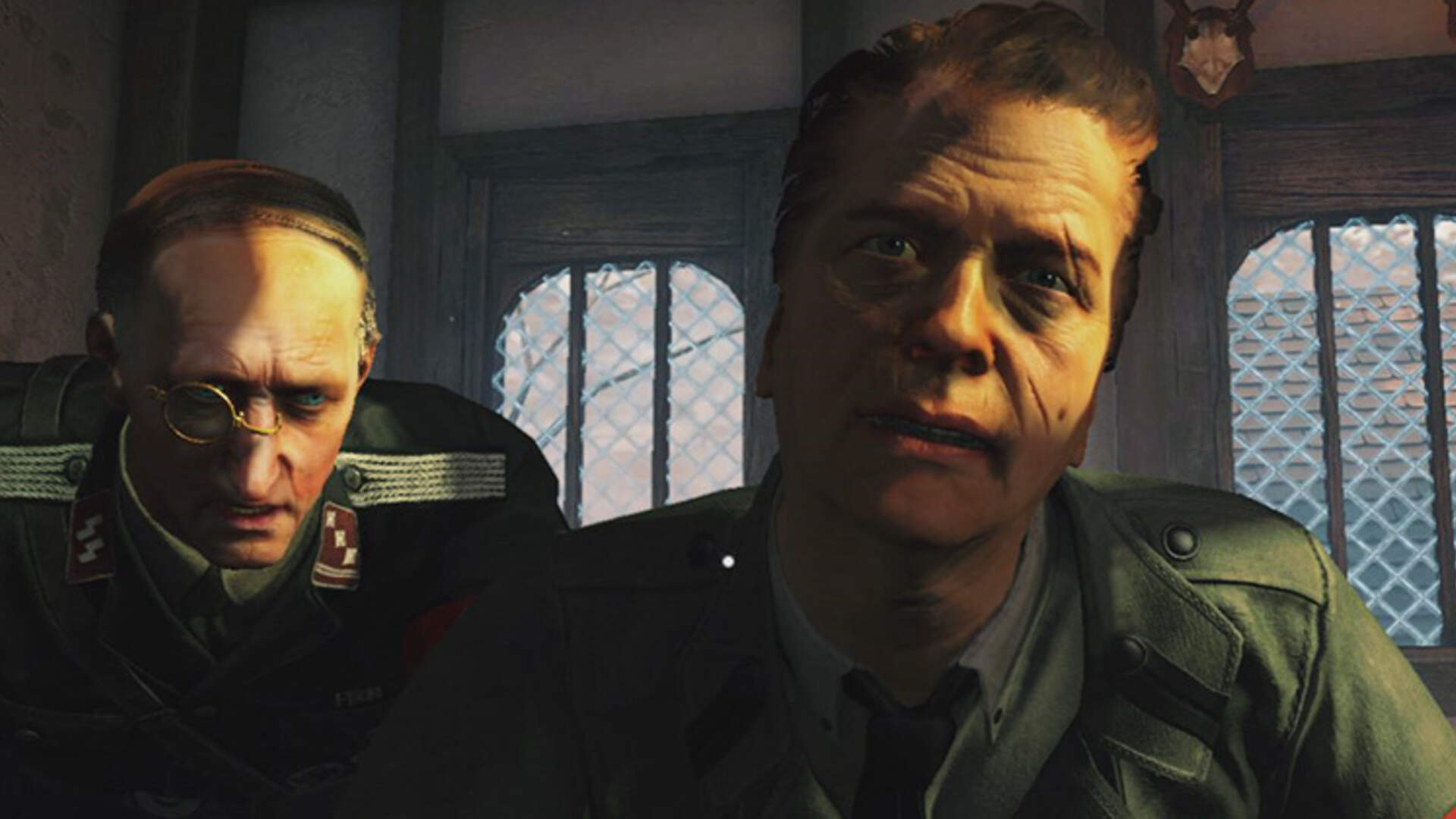 Wolfenstein: The Old Blood Chapter 5 - Wulfburg - Steal the Folder