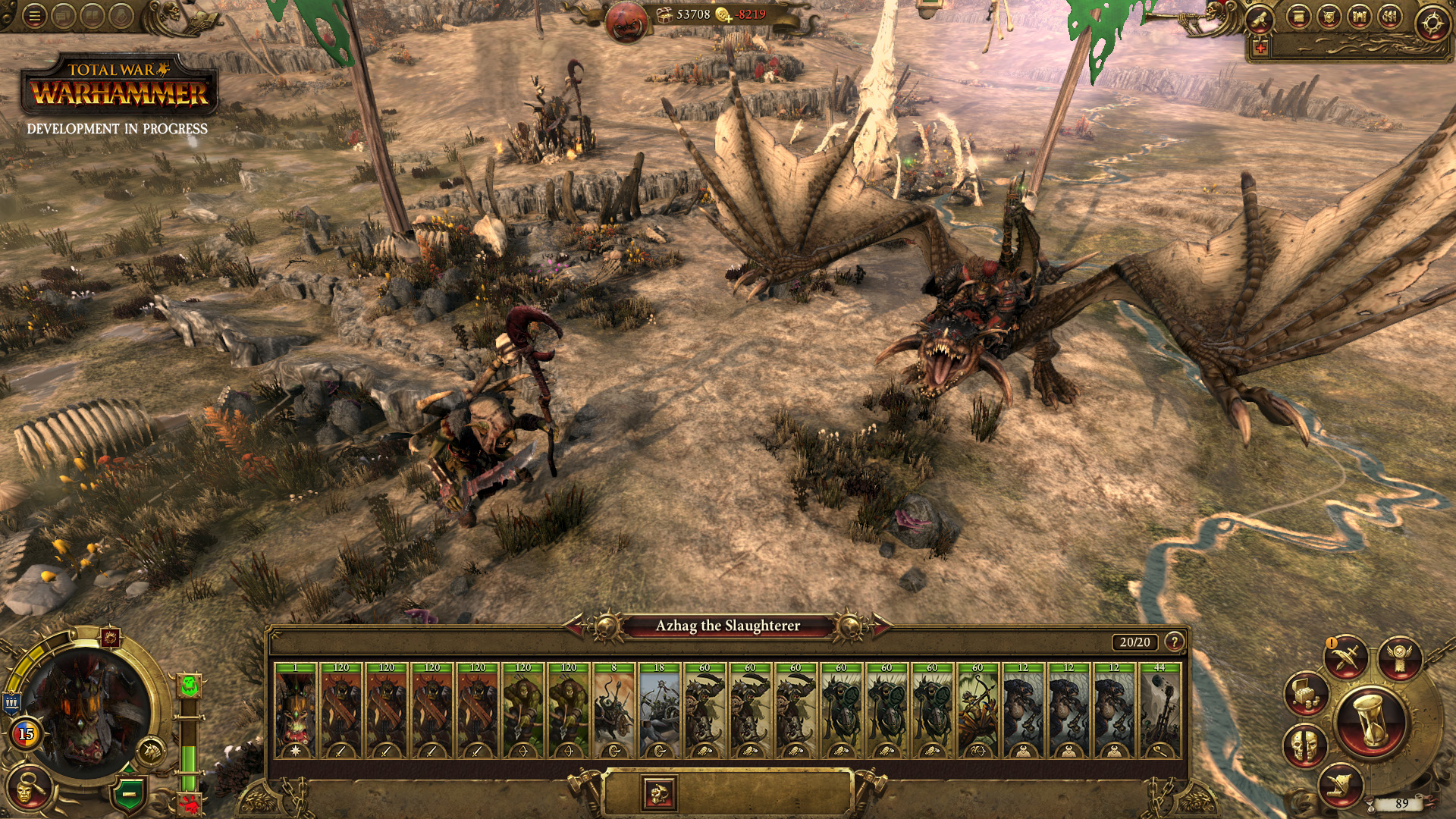 warhammer is the breath of fresh air that total war needs usgamer