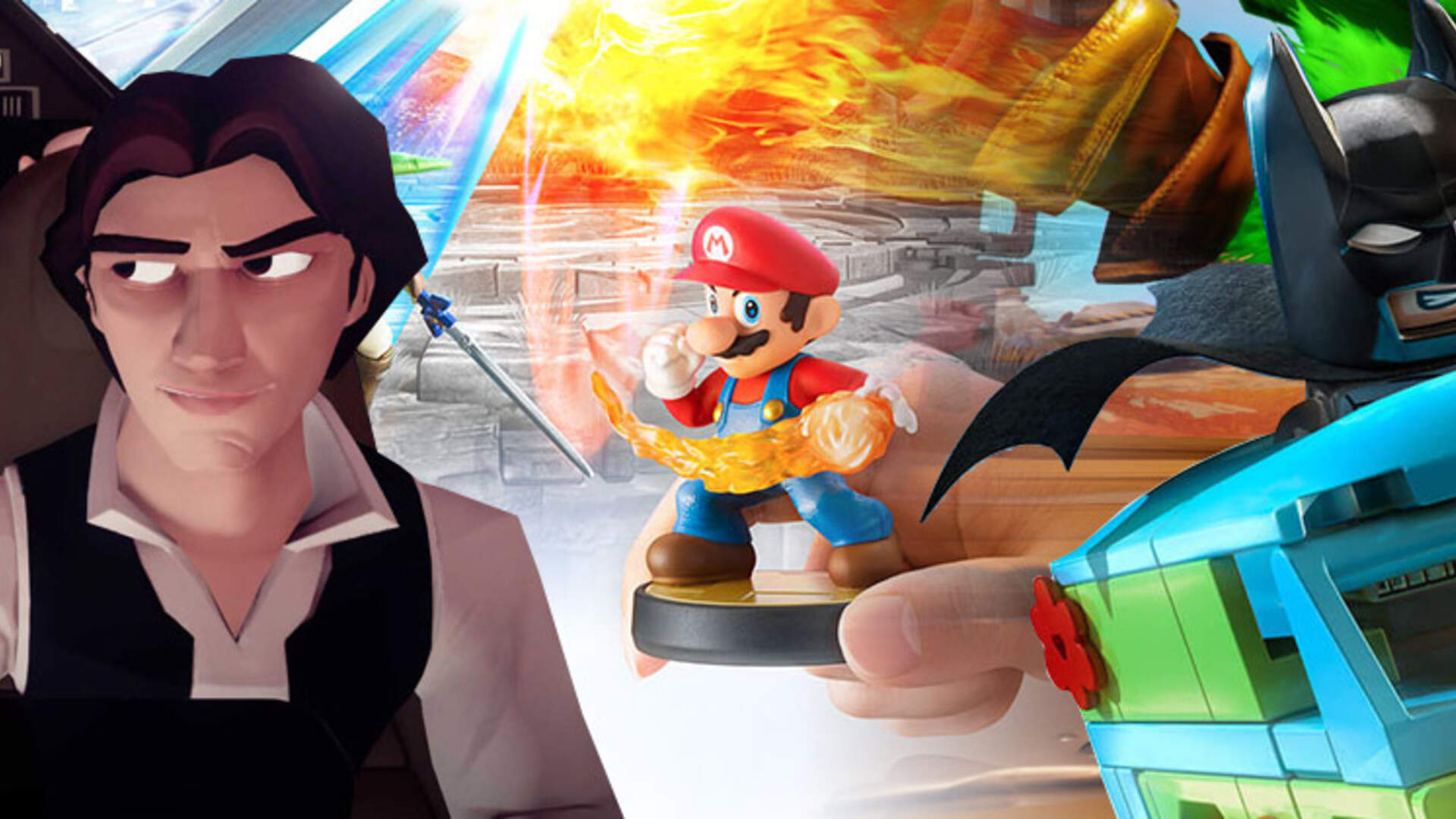 Skylanders! Disney Infinity! LEGO Dimensions! Amiibo! Which Toys To Life Franchise Reigns Supreme?