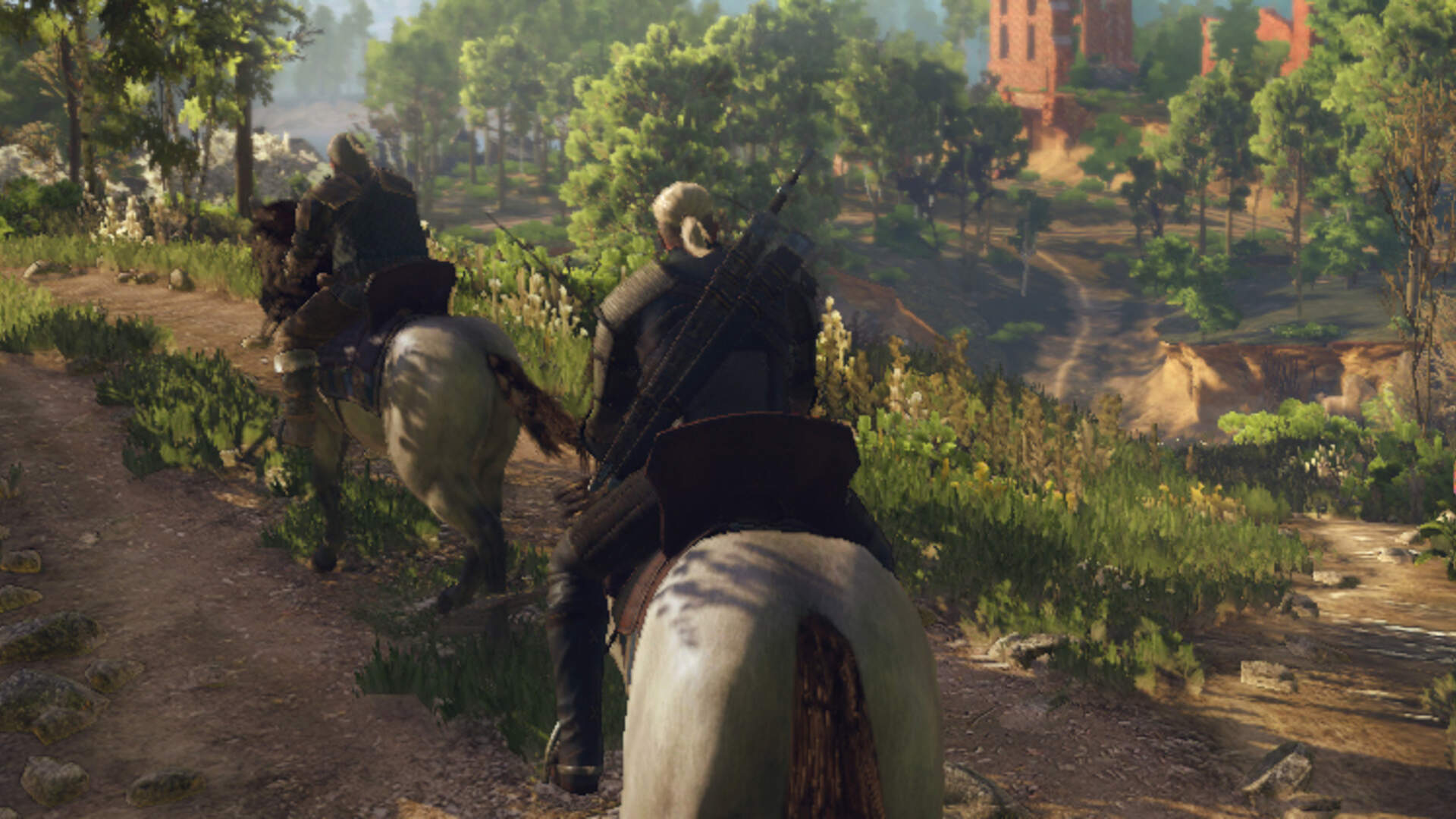 The Witcher 3: Velen Side Quests - Ciri's Room, Funeral Pyres Walkthrough