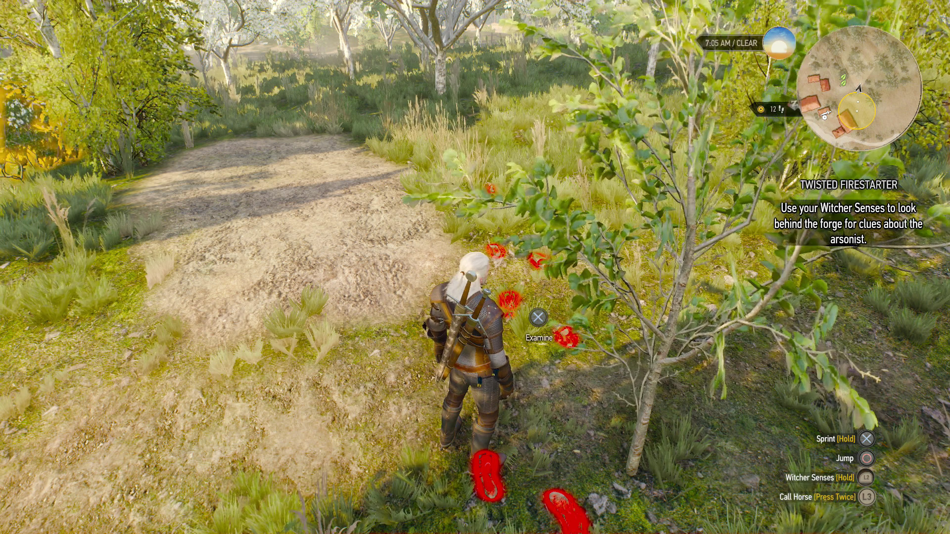 The Witcher 3: All White Orchard Side Quests Guide - Missing