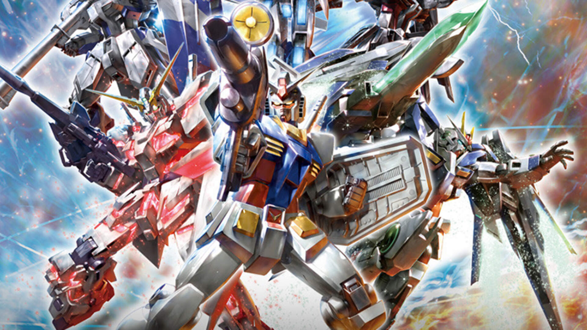 The Gundam Versus Series Returns to Handhelds