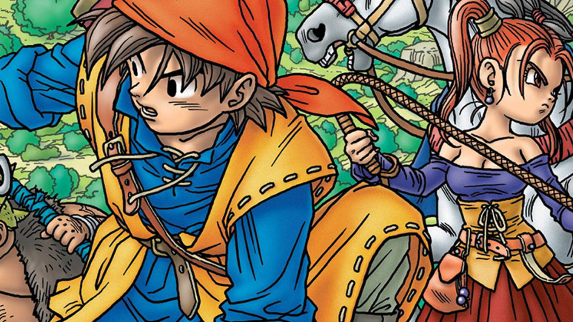 Your Game Music for the Week: Dragon Quest VIII