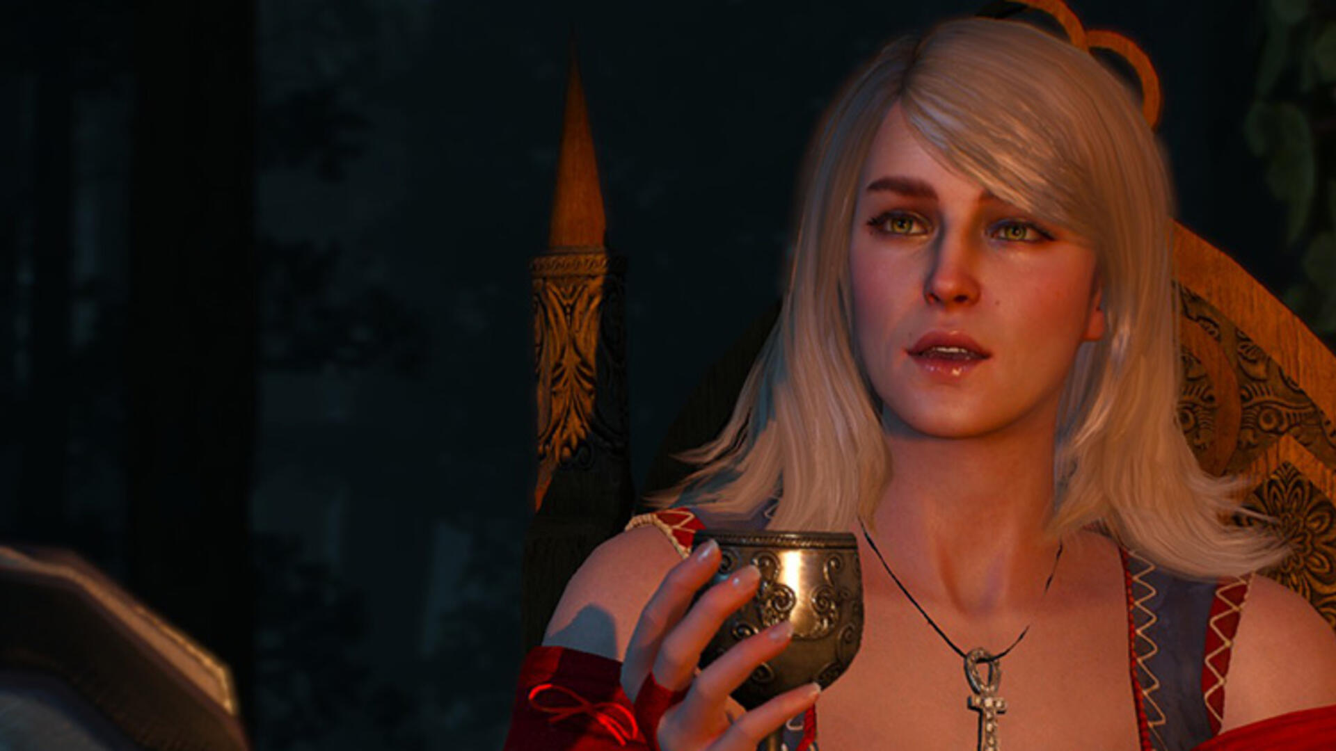 The Witcher 3 Romance - How to Romance Yennefer, Triss