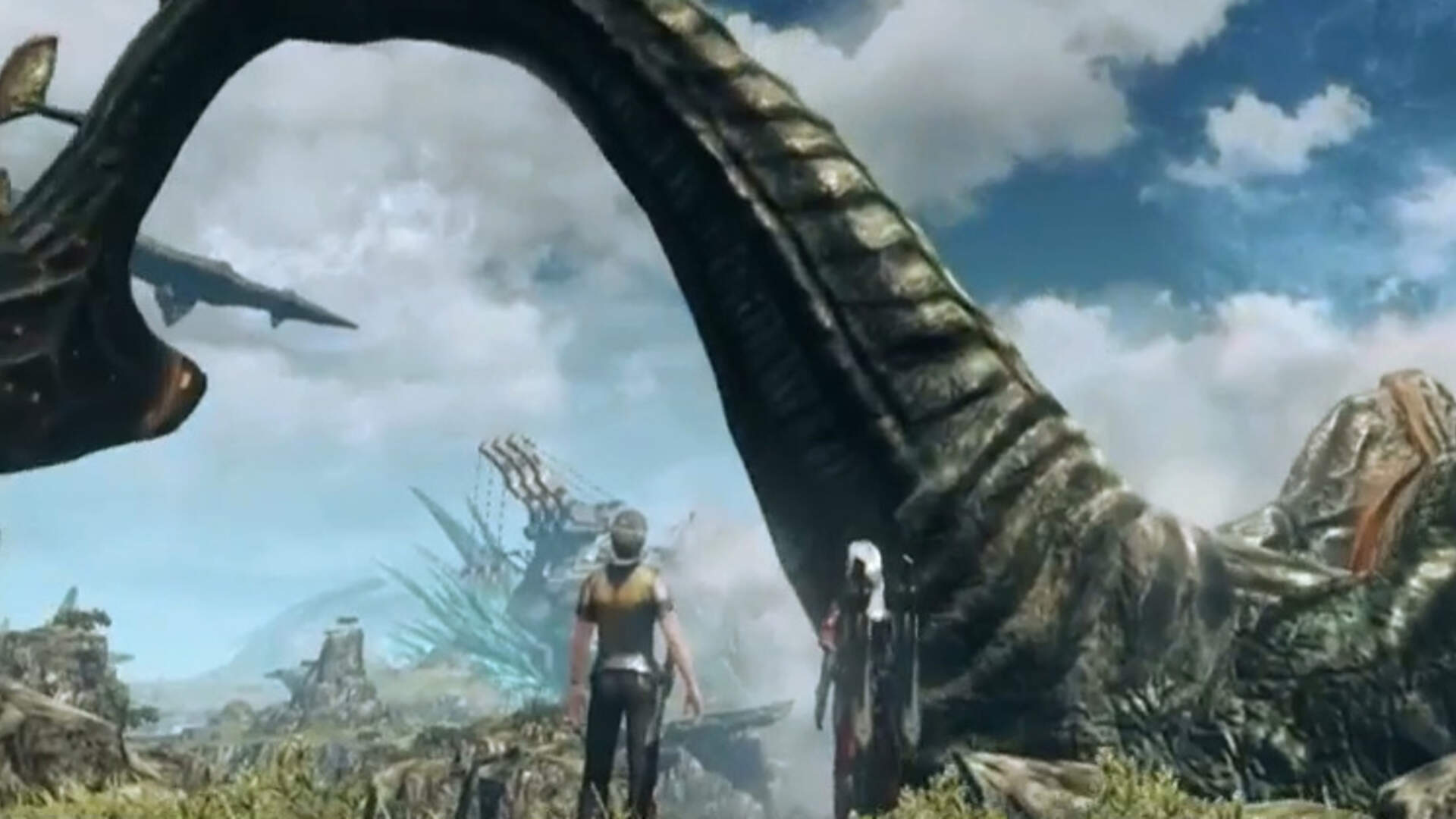 Xenoblade Chronicles X is One of the Few Games That Isn't Afraid of Failure