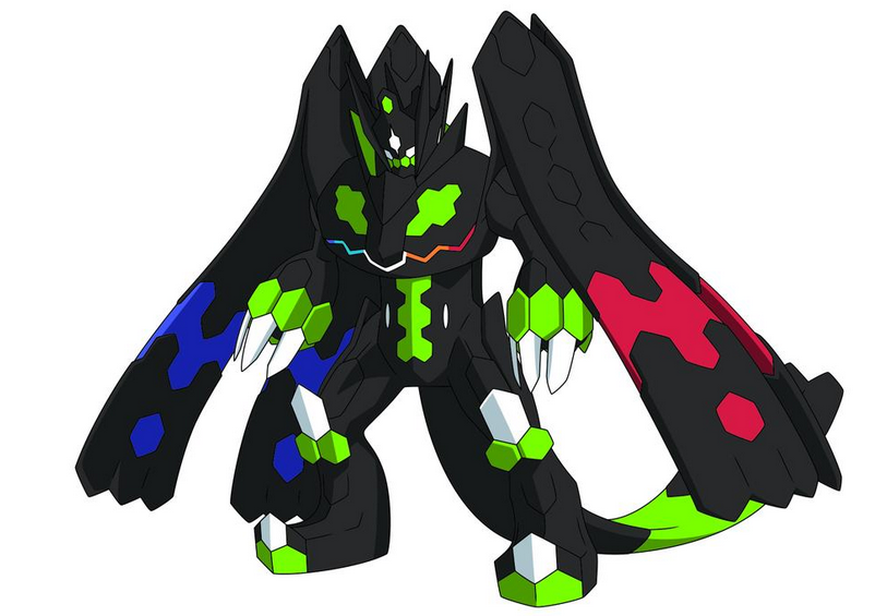 The new zygarde form is a reminder of how hard it is to - Images pokemon legendaire ...