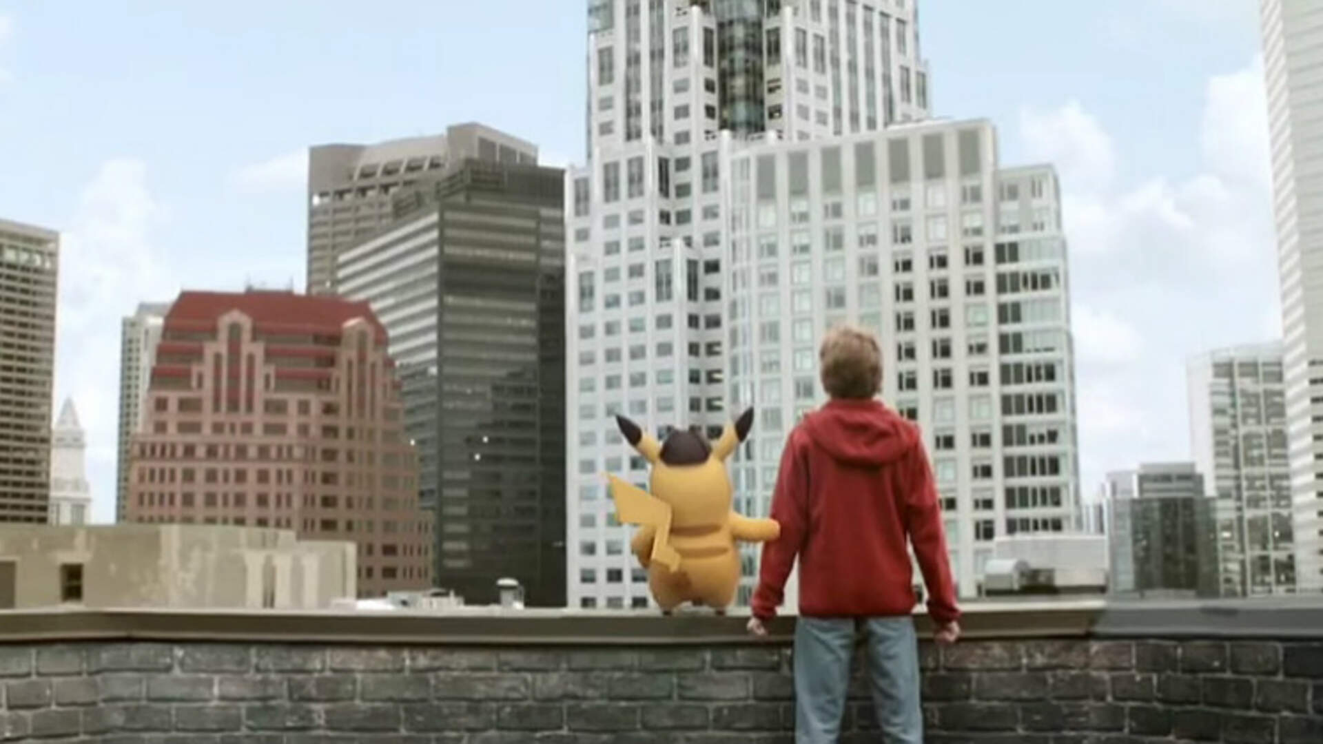 Pokemon's Detective Pikachu Movie Captures Its Lead