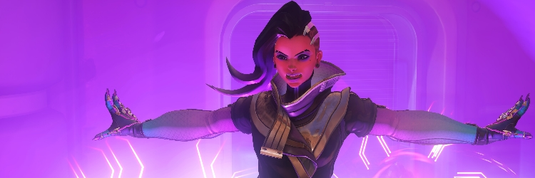See how Sombra hacks your Play of the Game - Overwatch