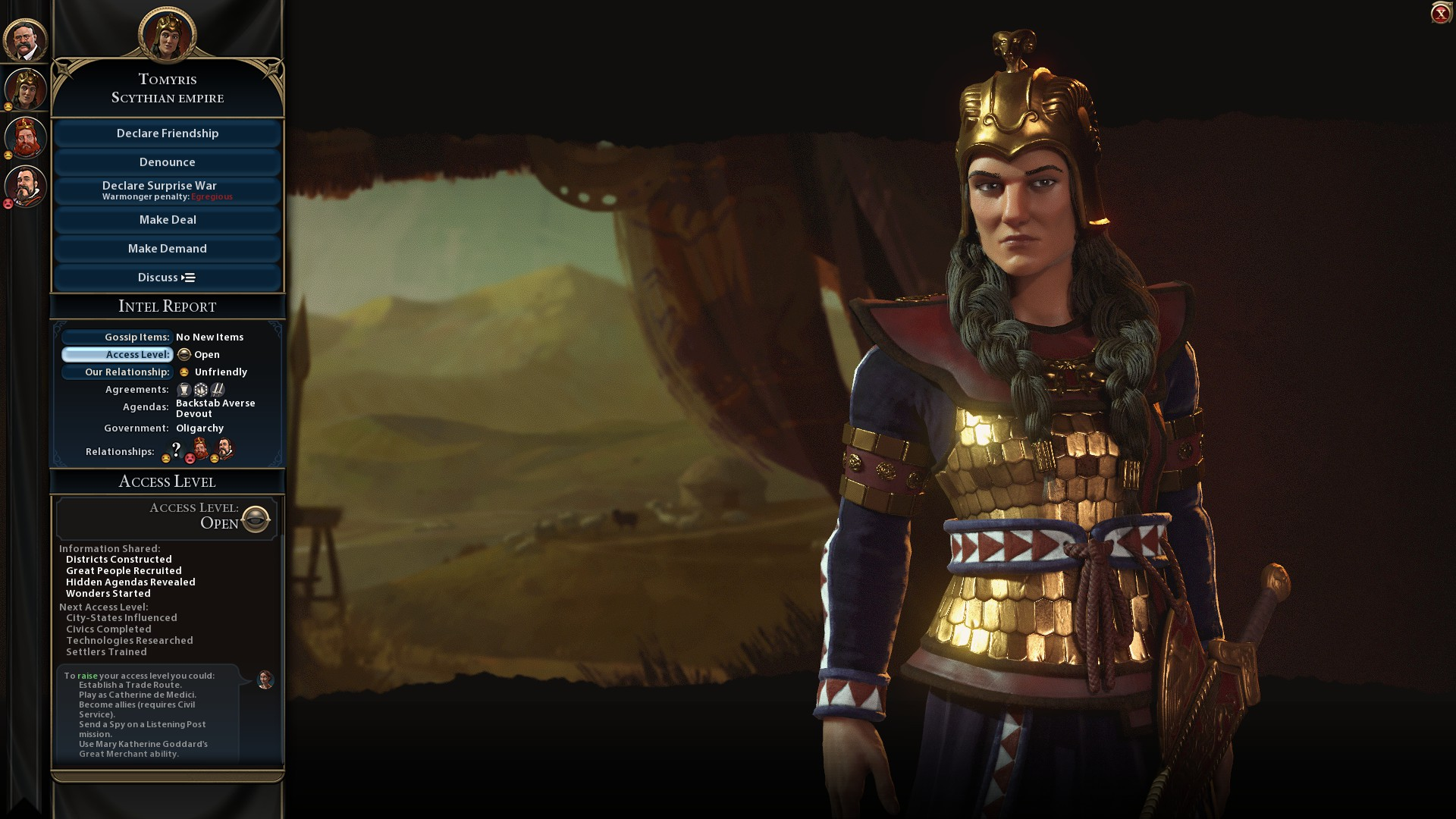 After the Review: The Frustration of Civilization VI's Diplomacy ...