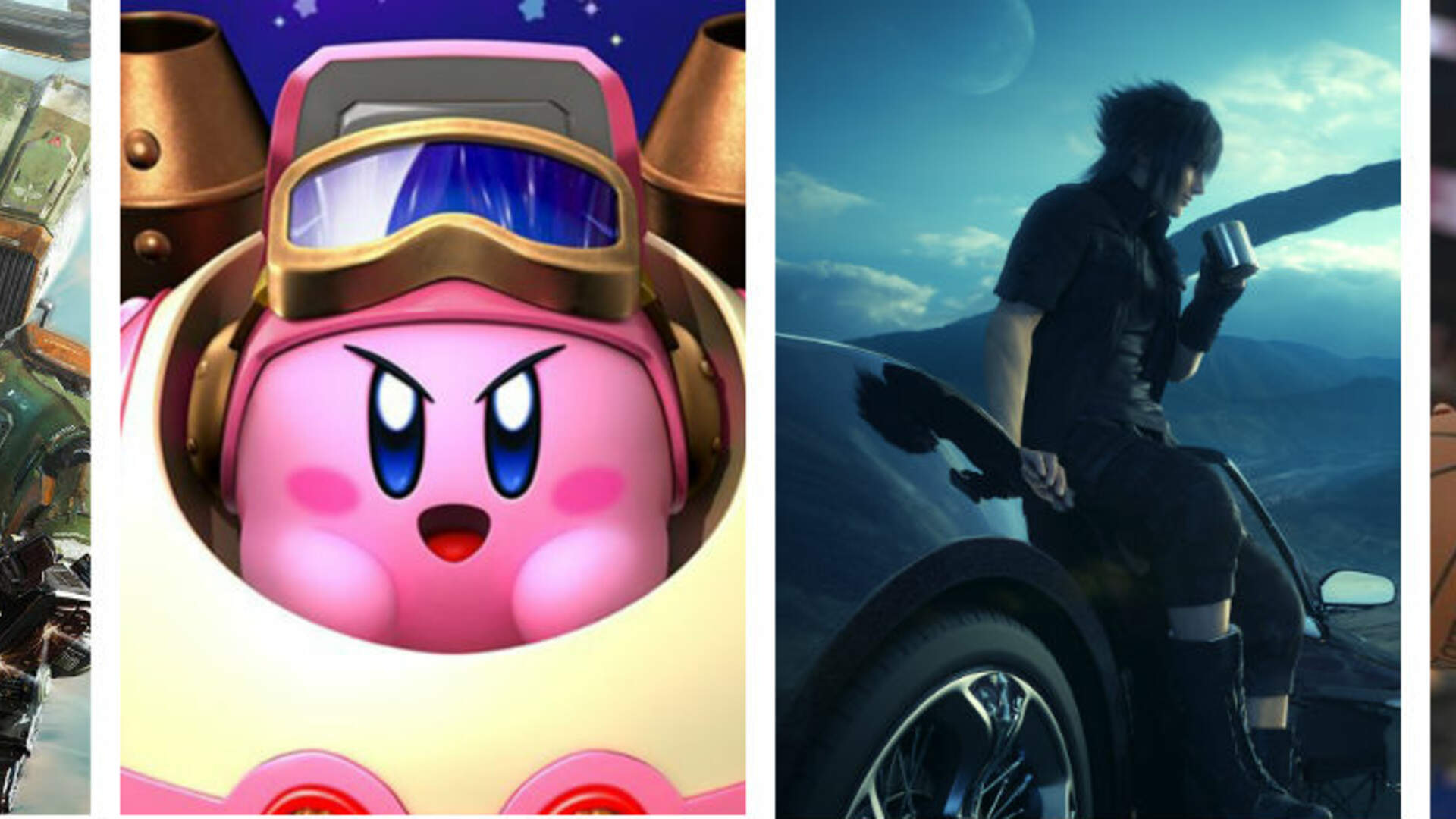 USgamer's 2016 in Review: All The Games, News, and Trends Worth Remembering