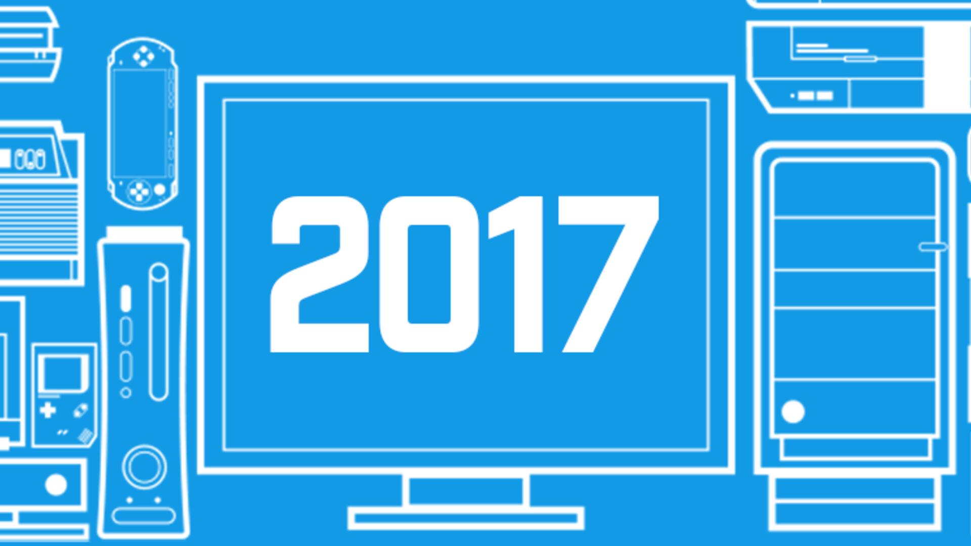 2017 Video Game Release Dates - PS4, Xbox One, Switch, PC