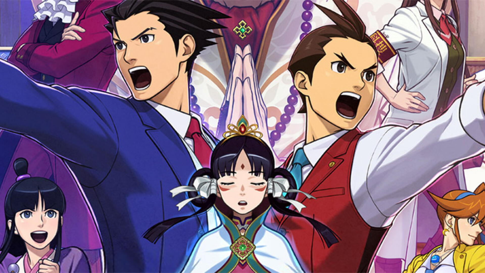 Phoenix Wright: Ace Attorney − Spirit of Justice 3DS Review: Big Trouble in Fake China