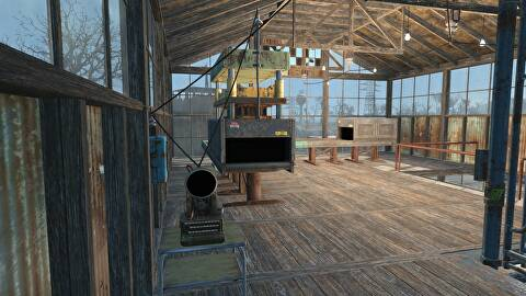 Fallout 4 - How to Build the Ammunition Plant   USgamer