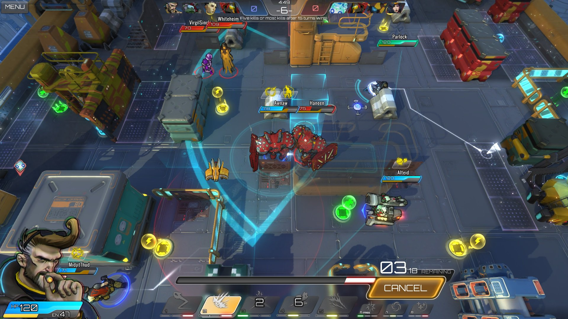 Atlas reactor is free to play no longer but it is free this weekend