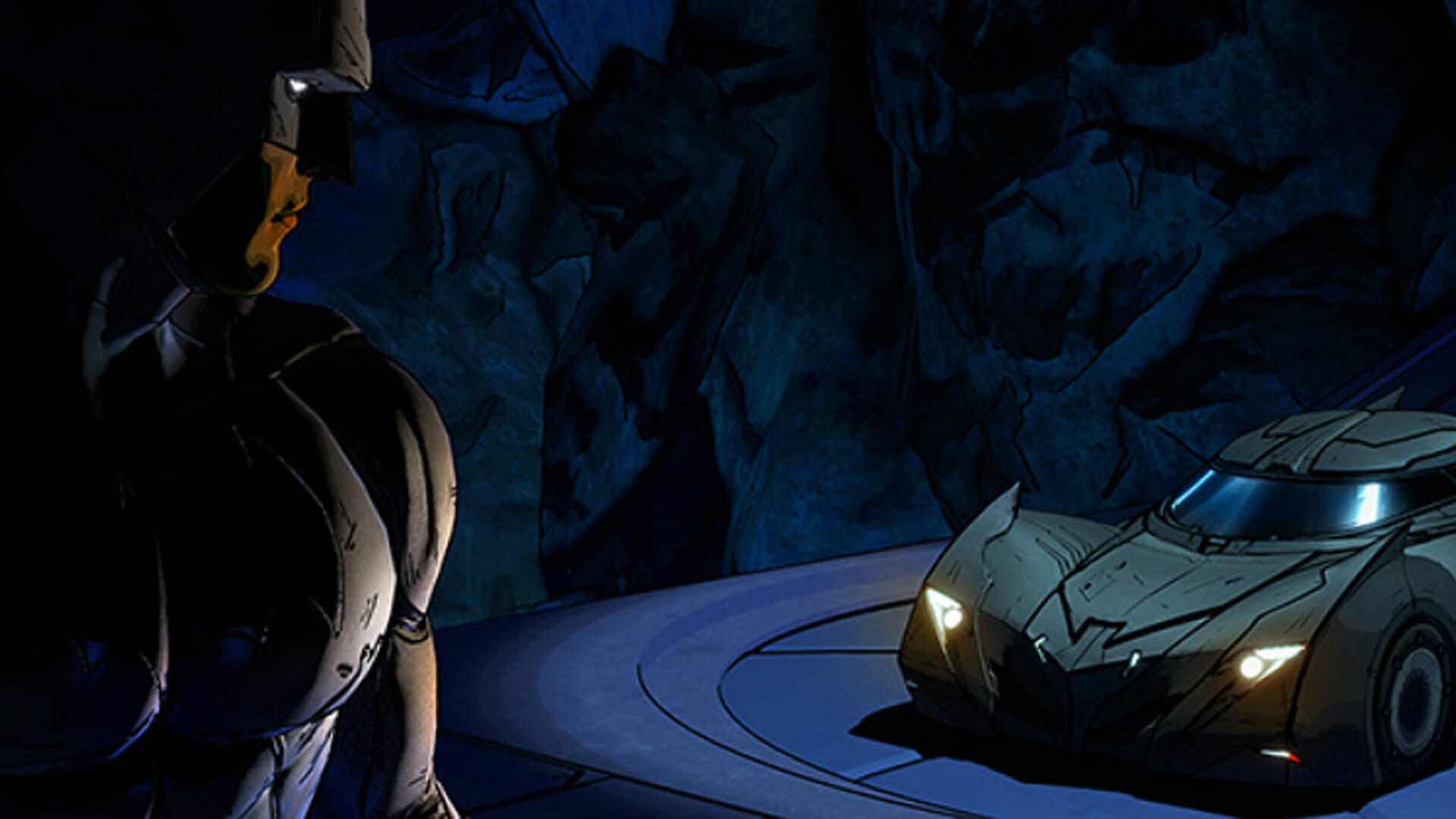 Stream: Mike Becomes the Bat in Batman: The Telltale Series at 4:15pm ET/1:15pm PT