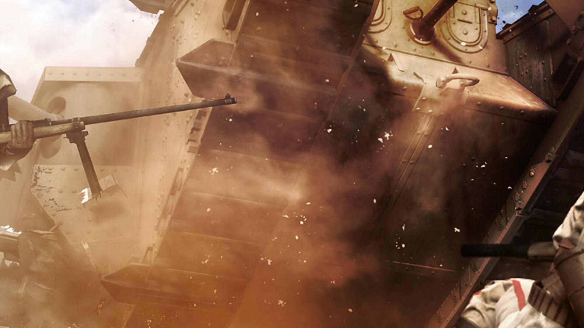 Battlefield 1 Open Beta Brings Players to the Sinai Desert on August 31