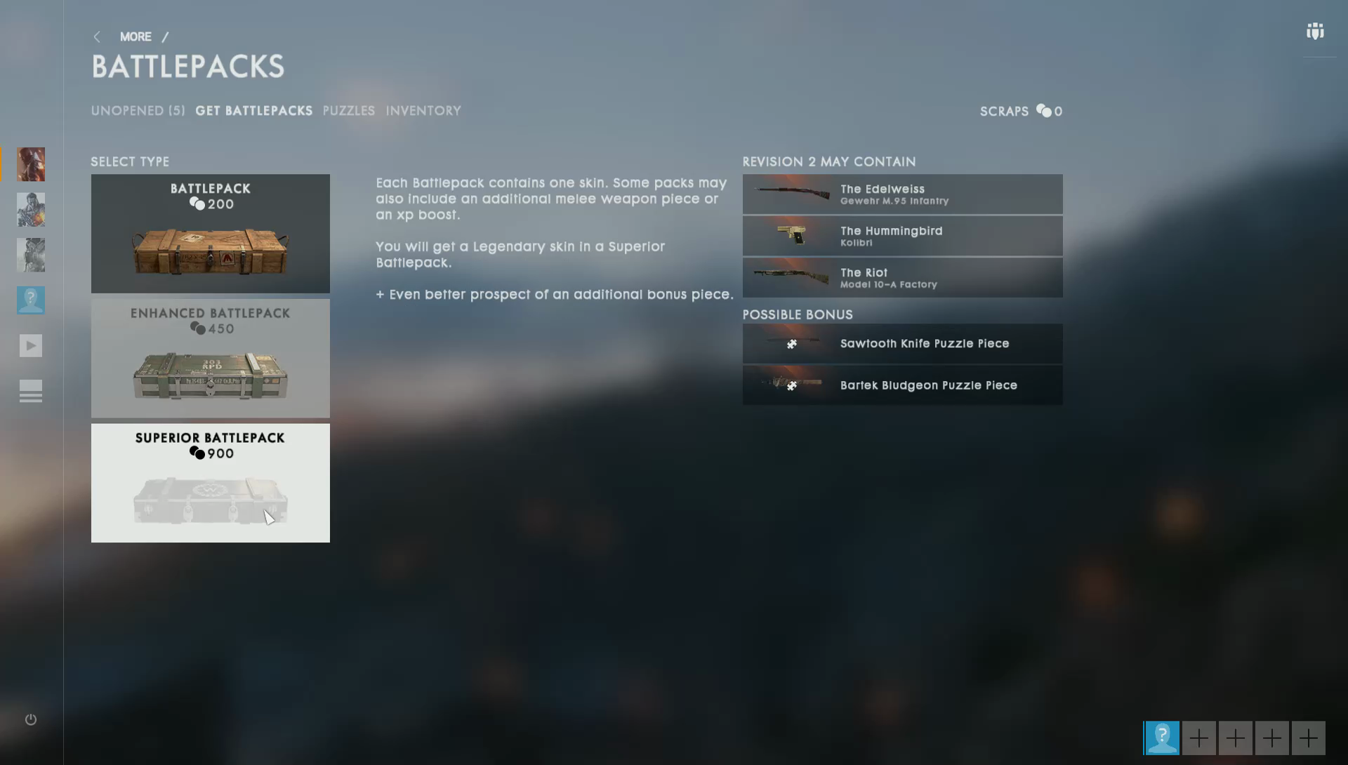 Battlefield 1 - Guide to Battlepacks, Scrap, and Puzzle Pieces | USgamer