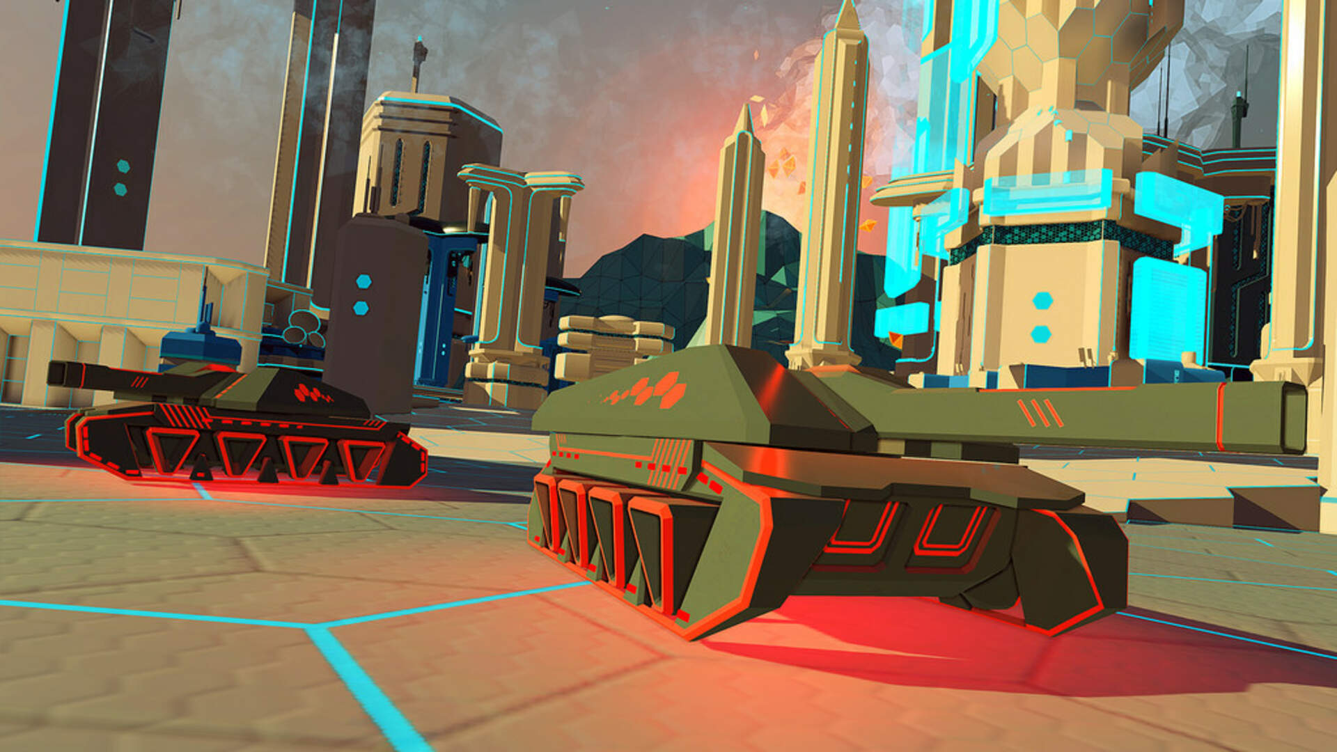 Battlezone Delivers a Compelling PlayStation VR Experience