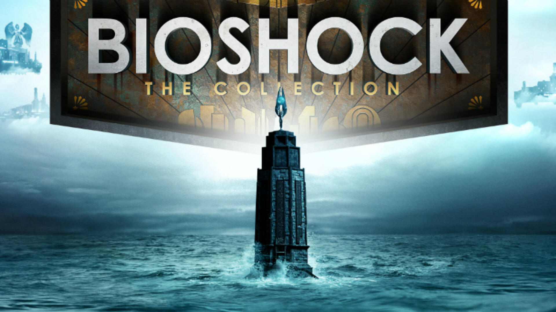 Bioshock: The Collection Brings Series to PS4 and Xbox One on Sept 13