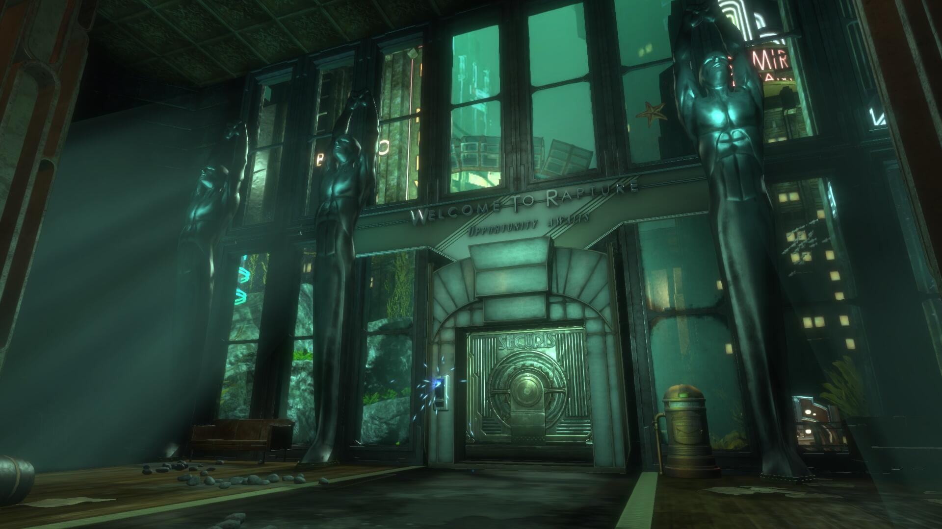 What's The Scariest Video Game Setting?