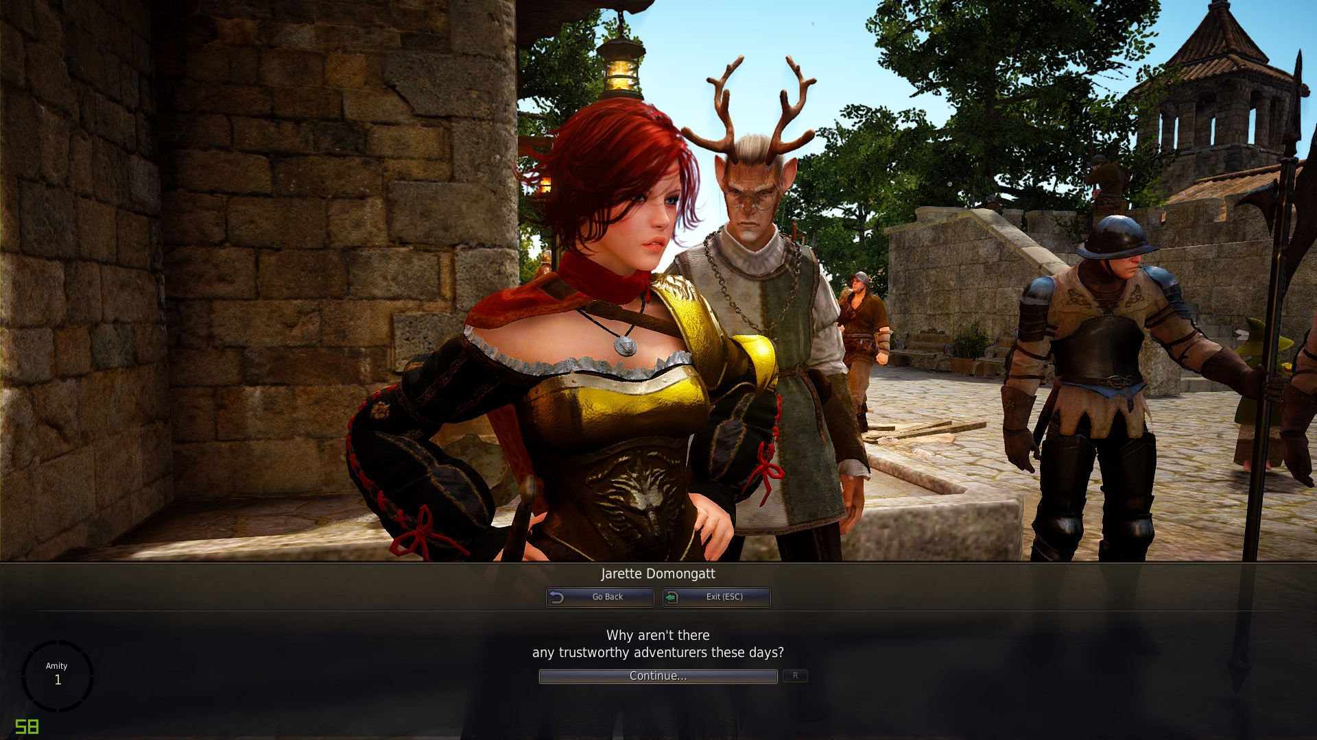 Black Desert Online Pc Review A Virtual Life As Complex As The Real