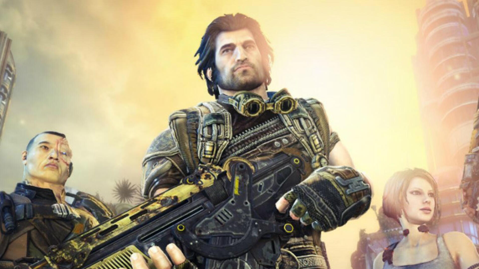 Square Enix Partners With Bulletstorm Dev on a New AAA Title