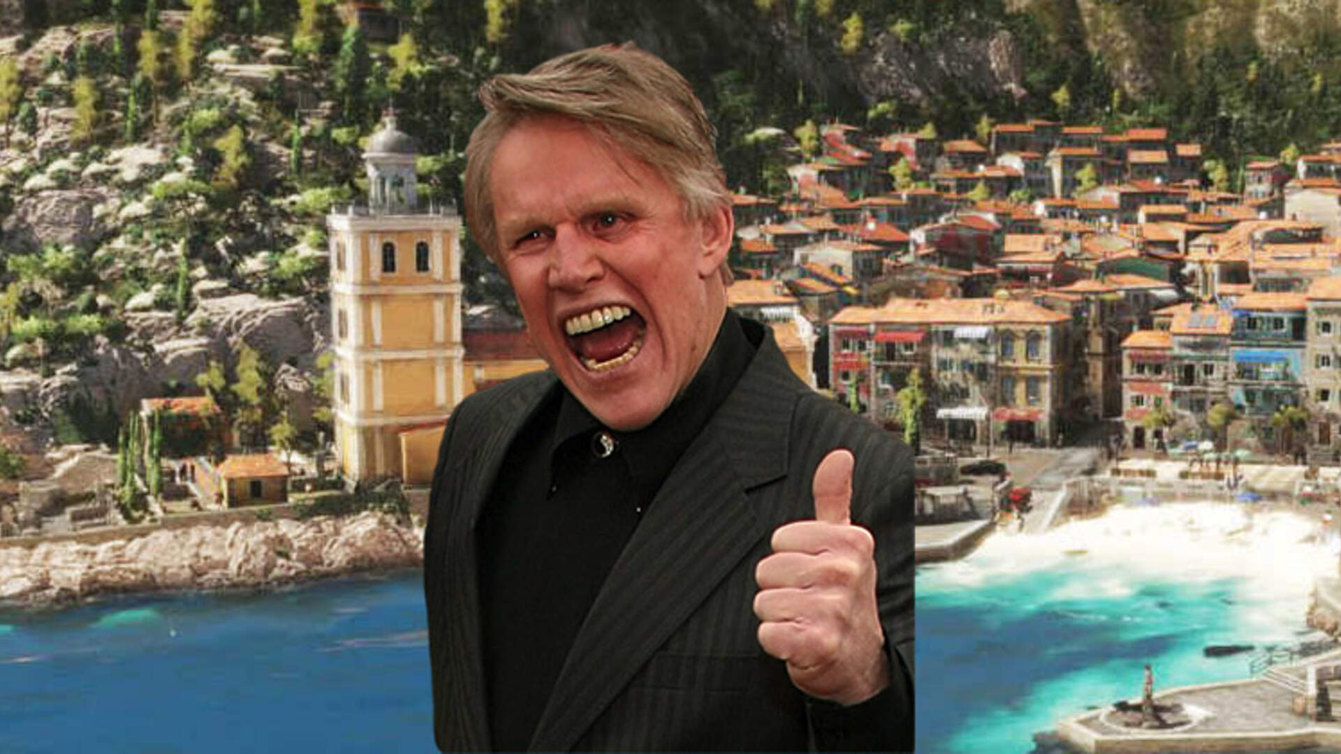 This Week, Hitman Becomes a Gary Busey-Specific Murder Simulator