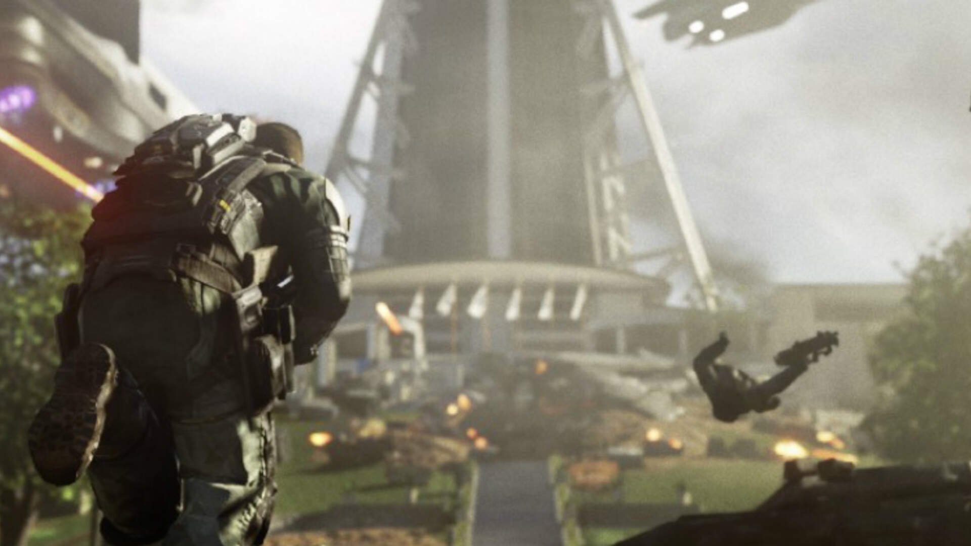 Call of Duty: Infinite Warfare Multiplayer Beta Coming to PS4 on October
