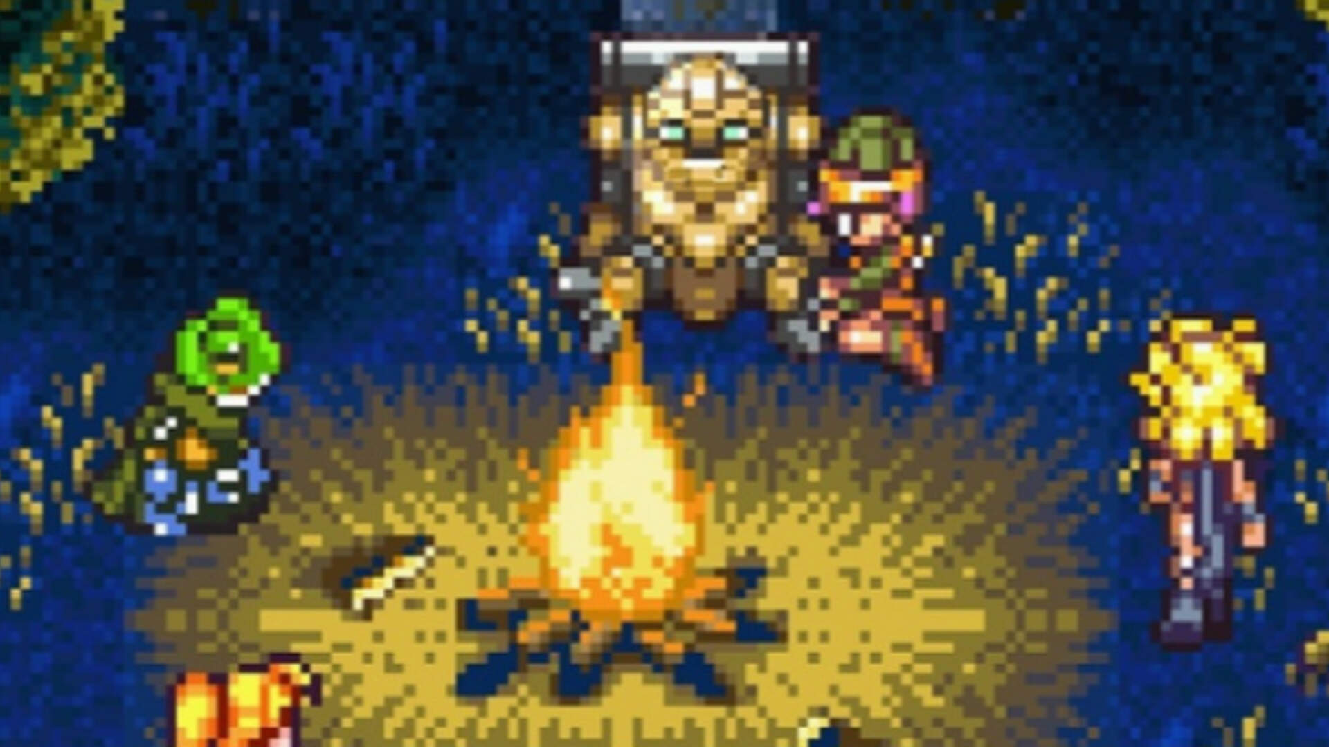 From Chrono Trigger to Dark Souls Remastered: The Evolution of the Bonfire in Games