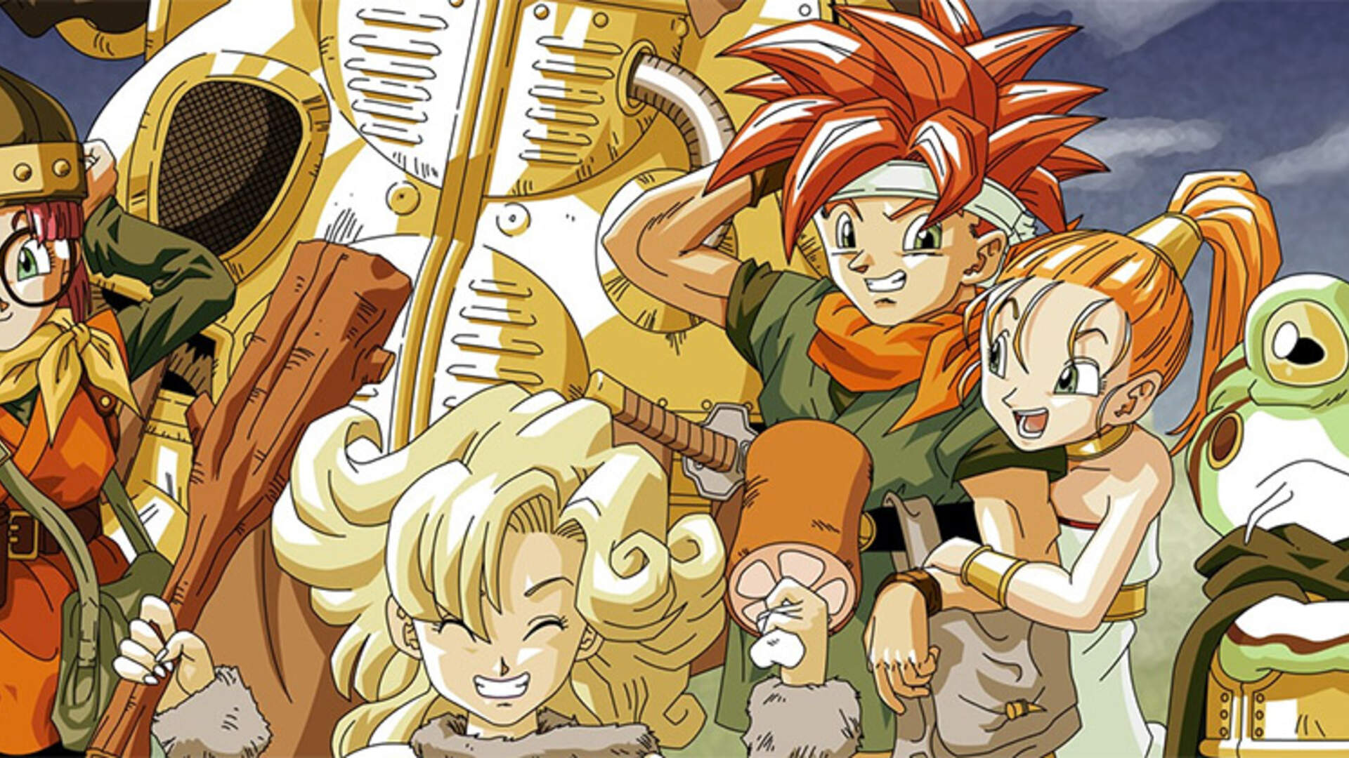 Chrono Trigger on Steam is Unfortunately Just the Mobile Port