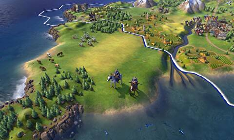 Civilization VI Preview: Rebuilding an Empire | USgamer