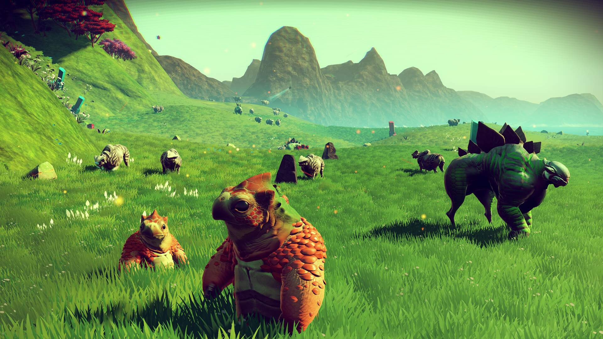 No Man's Sky PS4 Preview: Intimidatingly Huge