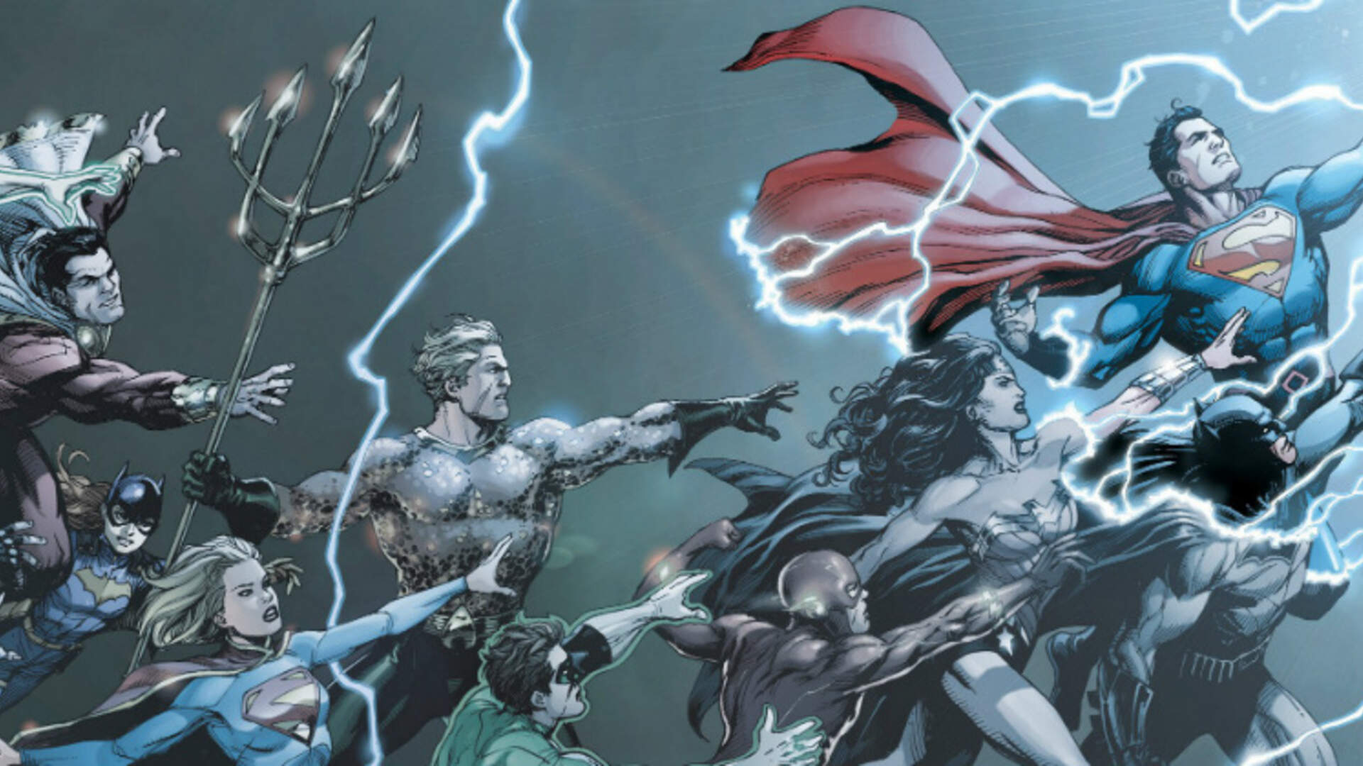 What is DC Comics Rebirth? Everything You Need to Know