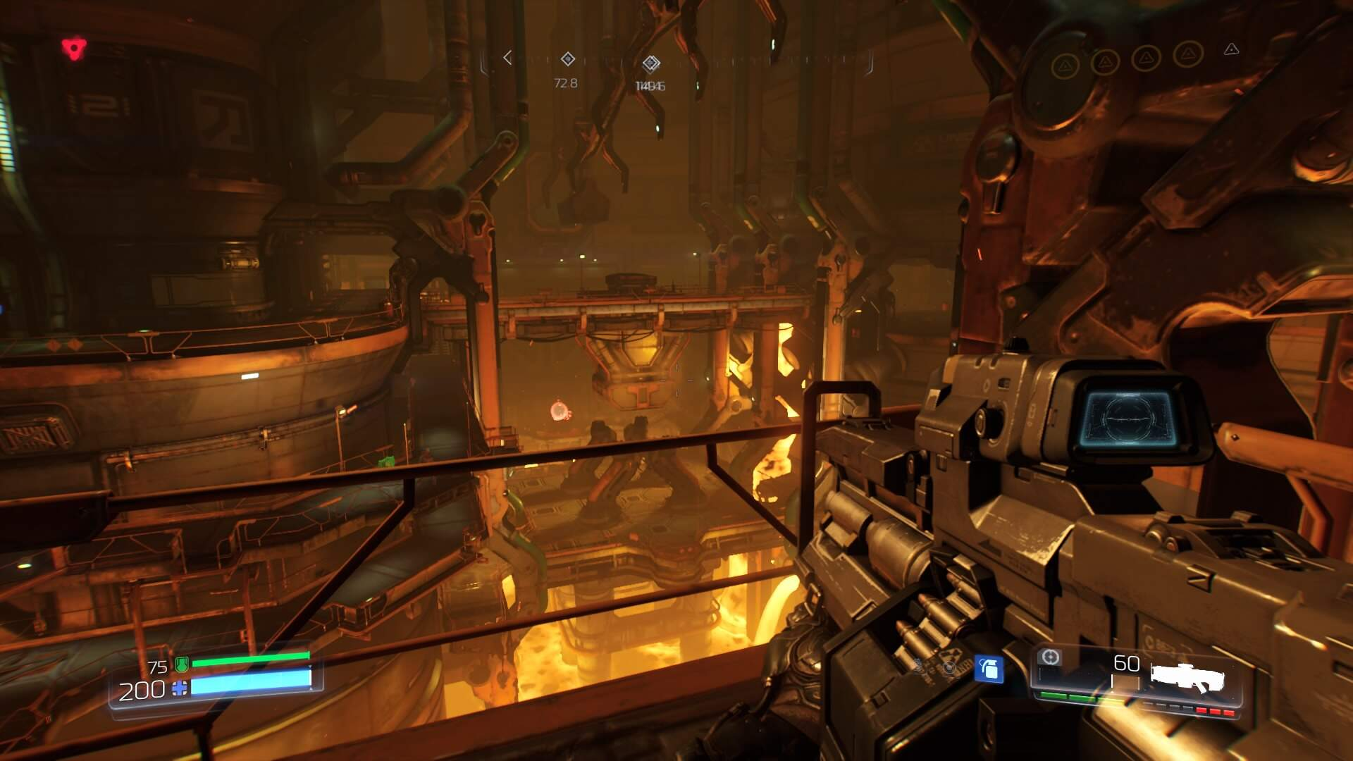 Doom PS4 Review: The Beast is Back