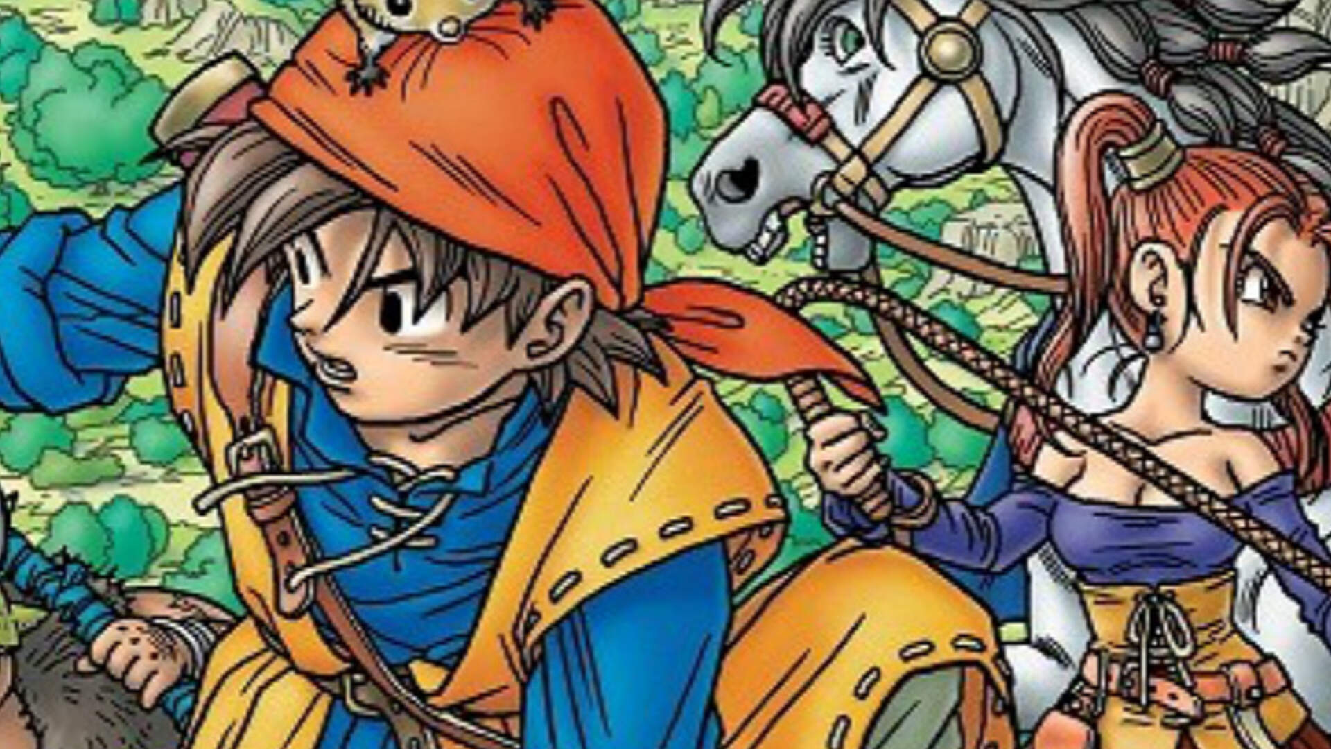 Dragon Quest VIII Comes to 3DS on January 20