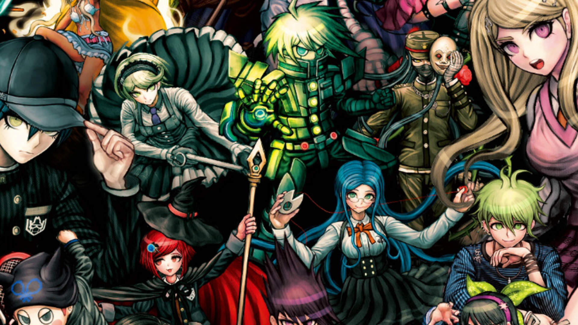 Danganronpa V3 Heads West for PS4 and Vita in 2017