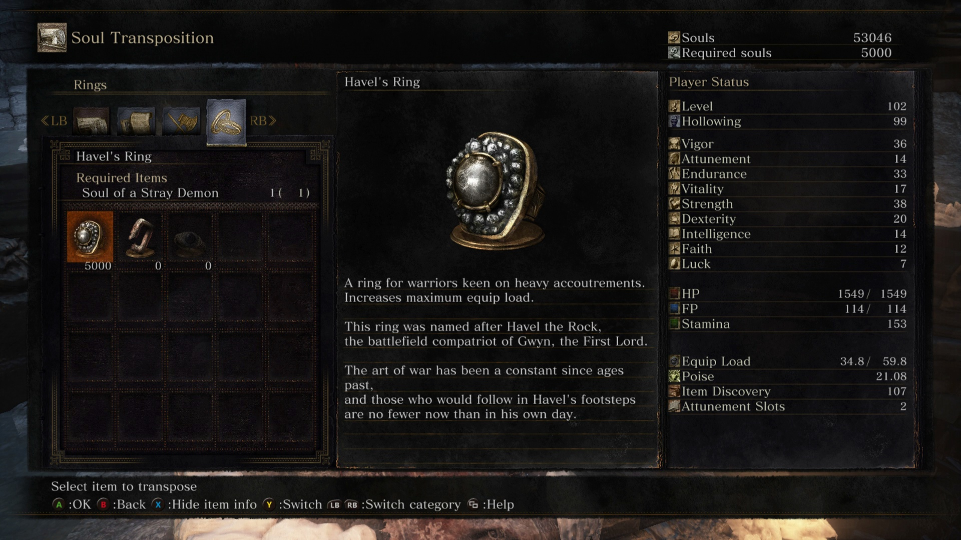 dark souls 3 all ring locations and effects usgamer