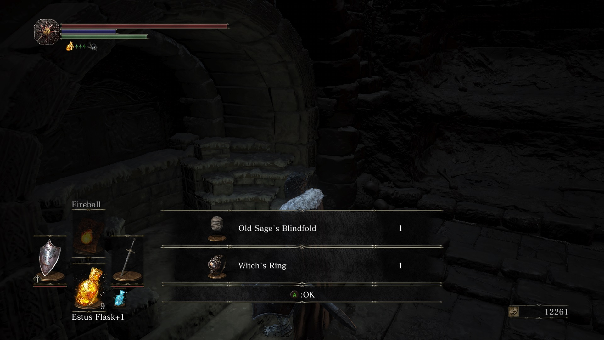 Dark Souls 3 Catacombs Of Carthus Defeat The Fire Demon Usgamer The site is adjacent to that of the former dome of discovery, which was built for the festival of britain in 1951. dark souls 3 catacombs of carthus