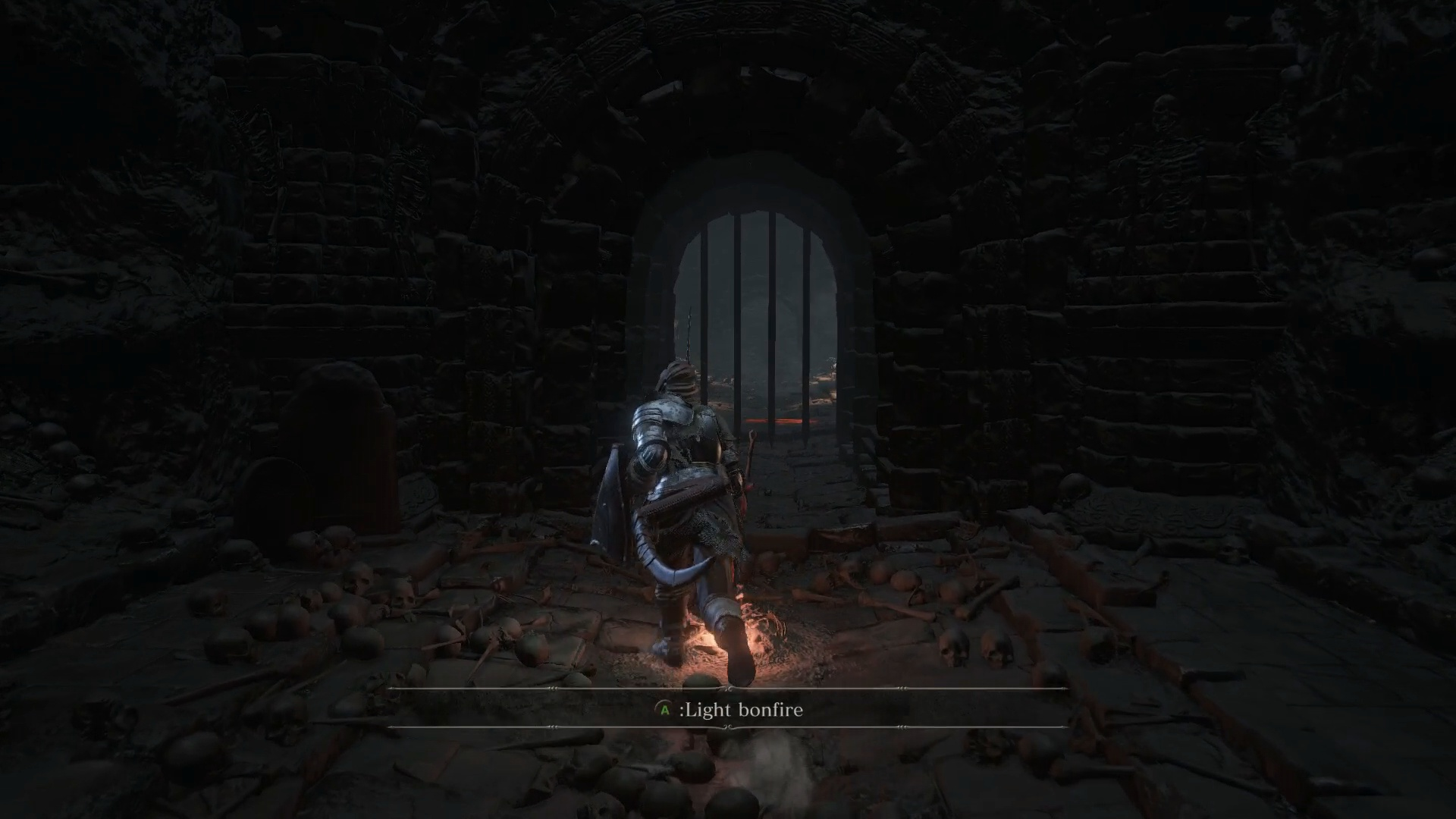 Dark Souls 3 Catacombs Of Carthus Defeat The Fire Demon Usgamer Don't heal the dark sigil or the quest will fail.your time with yoel is limited. dark souls 3 catacombs of carthus