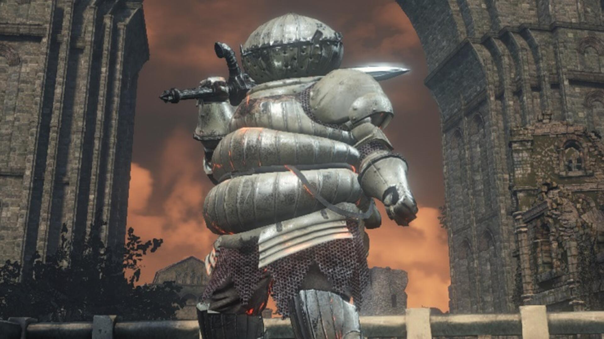 Dark Souls 3: How to Get the Catarina Armor Set - Find Patches, Siegward