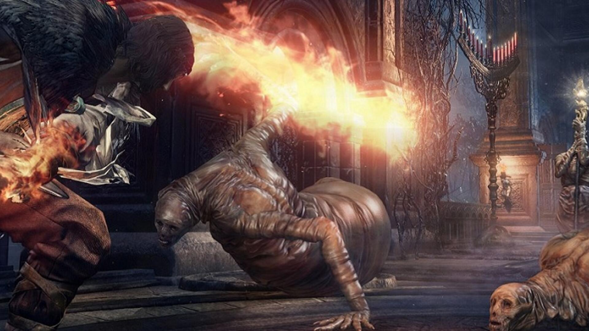 Stream: Watch Kat As She Muddles Through Dark Souls 3 [Finished]