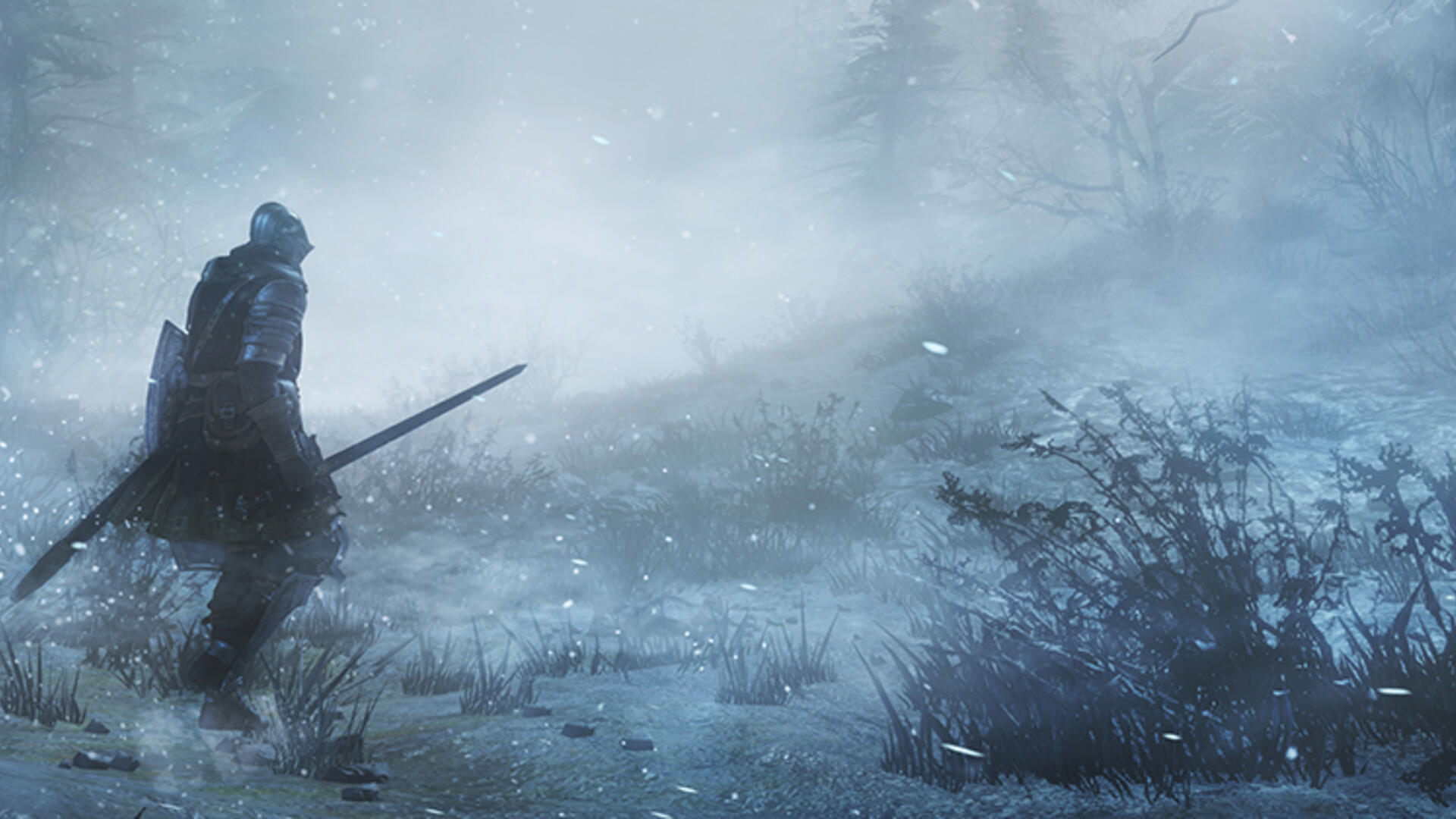 Dark Souls III Gets First DLC with Ashes of Ariandel on October 25