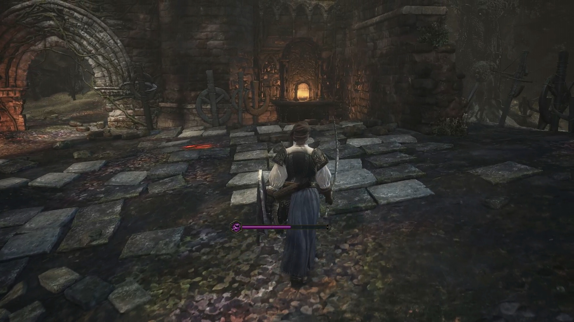 & Dark Souls 3: Farron Keep - Defeat the Stray Demon | USgamer